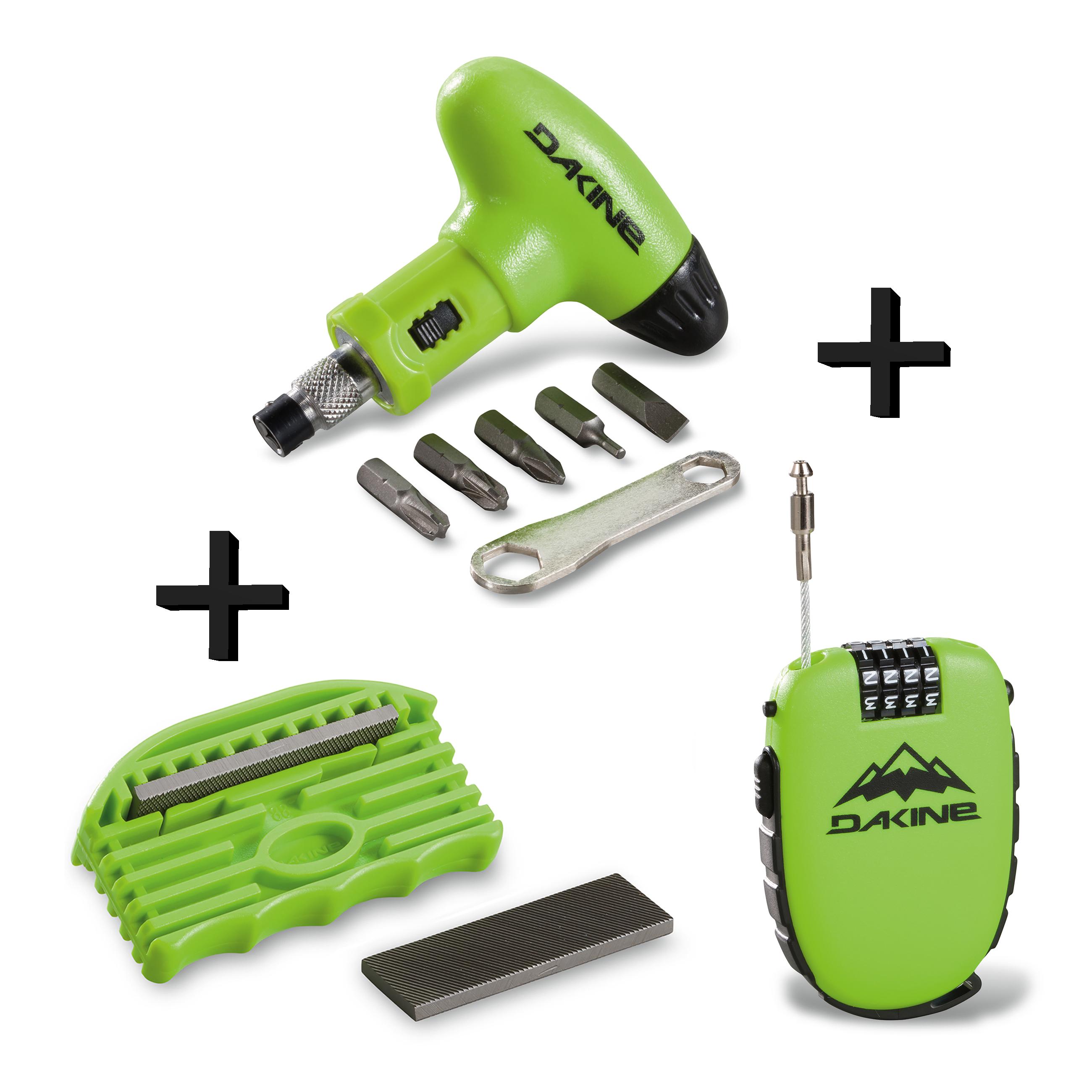 Dakine Micro Lock Snowboard Tool One Size Green