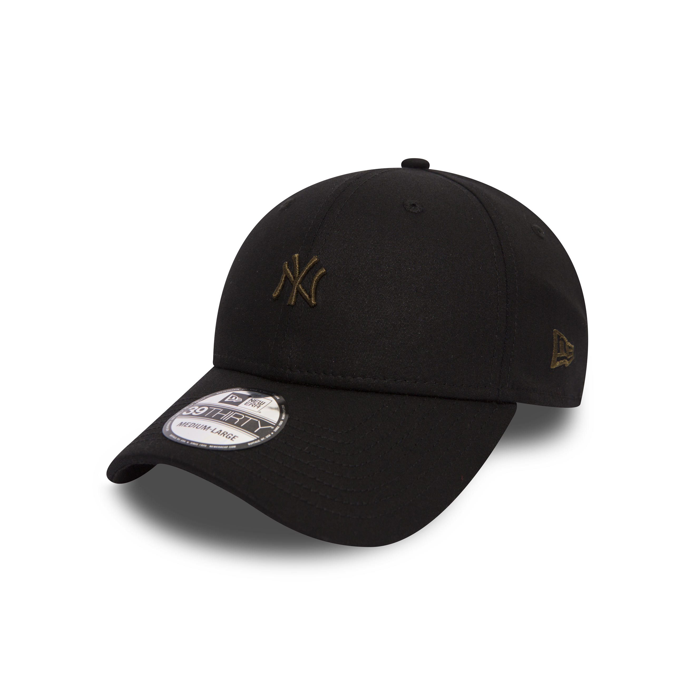 445b4756ea0 Details about New Era MLB New York Yankees Mini Logo Cap Black