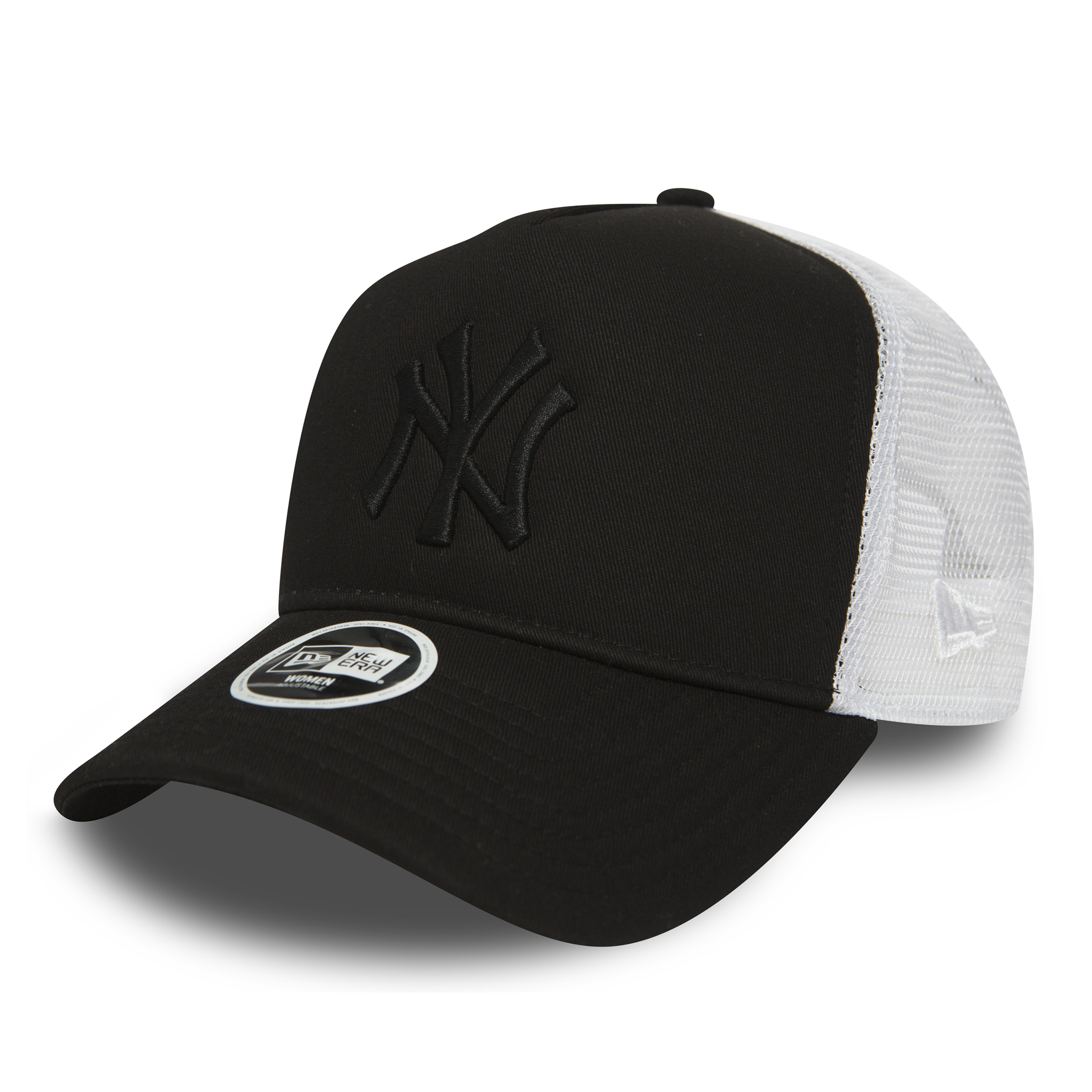 ... Womens League Essential Trucker New York Yankees Cap Black OSFA. Our  Price  £23.49 ba6e67e22299