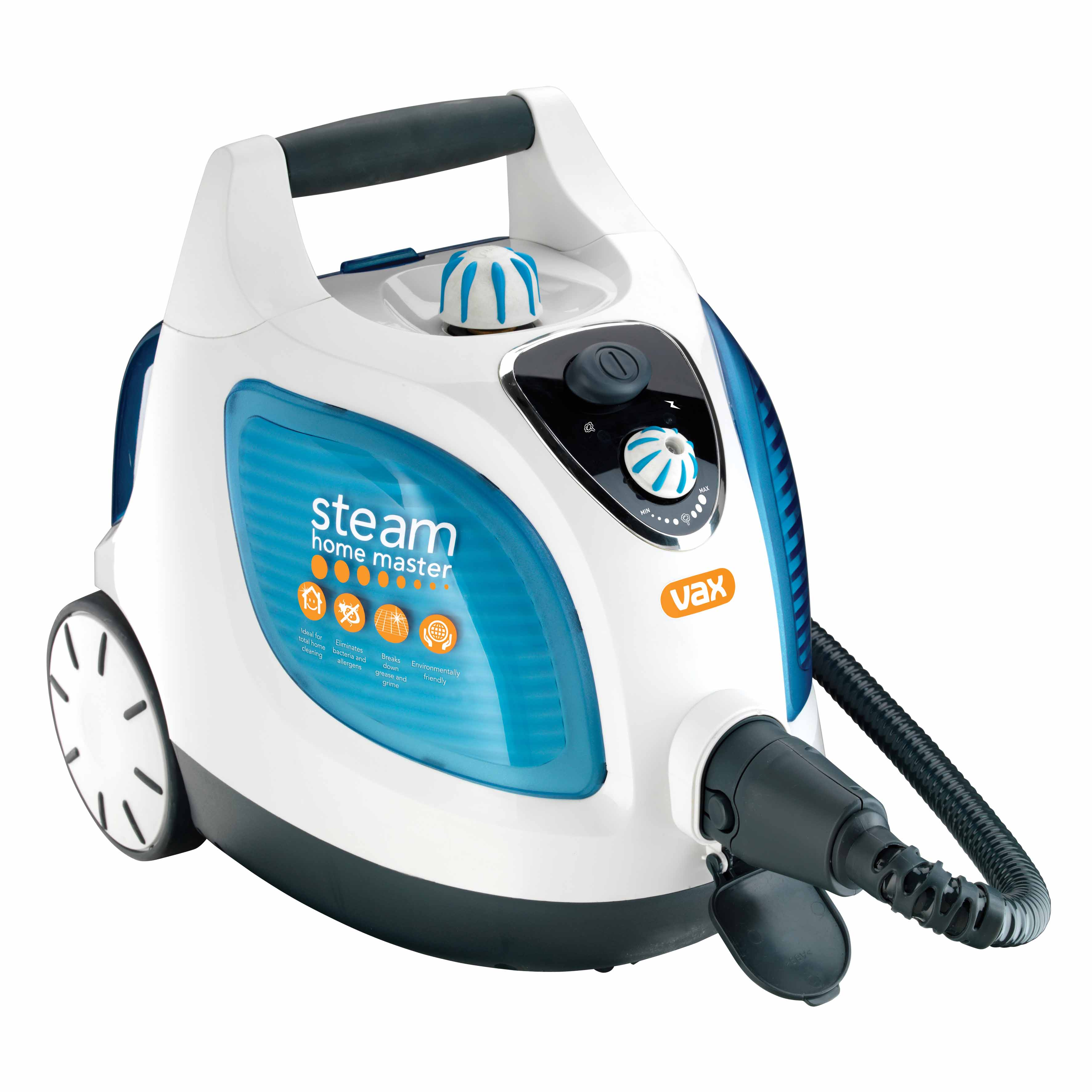 VAX S6 HOME MASTER STEAM CLEANER 1600W UPHOLSTERY WINDOWS