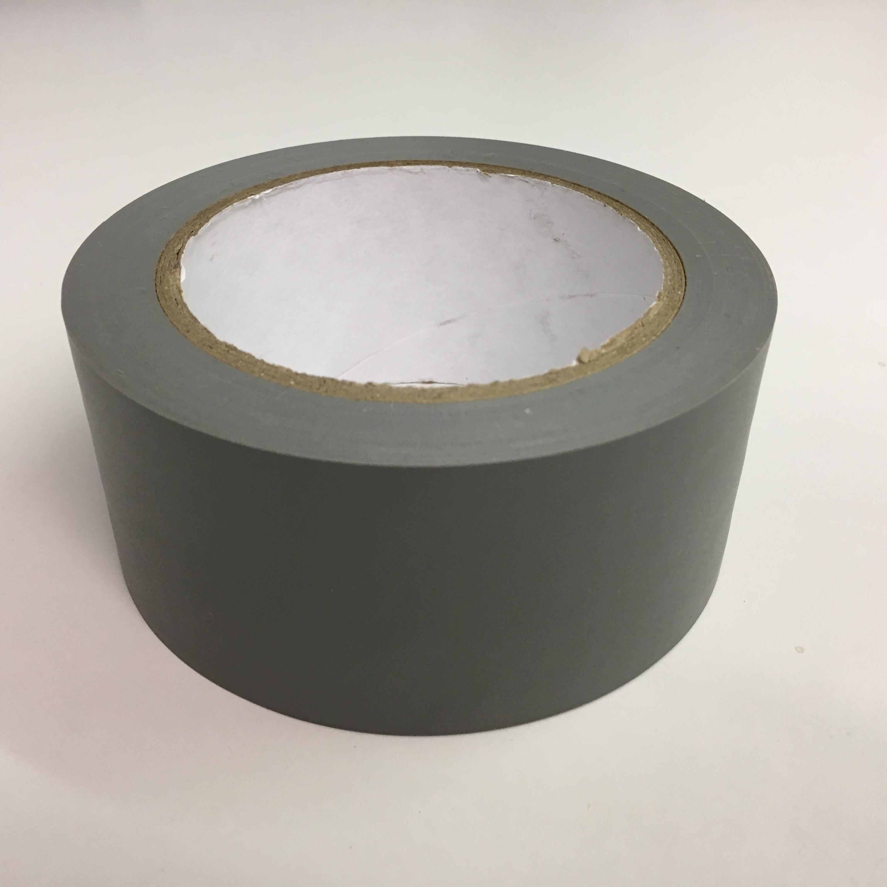 Pvc 48mm X 33m Floor Lane Self Adhesive Marking Tape