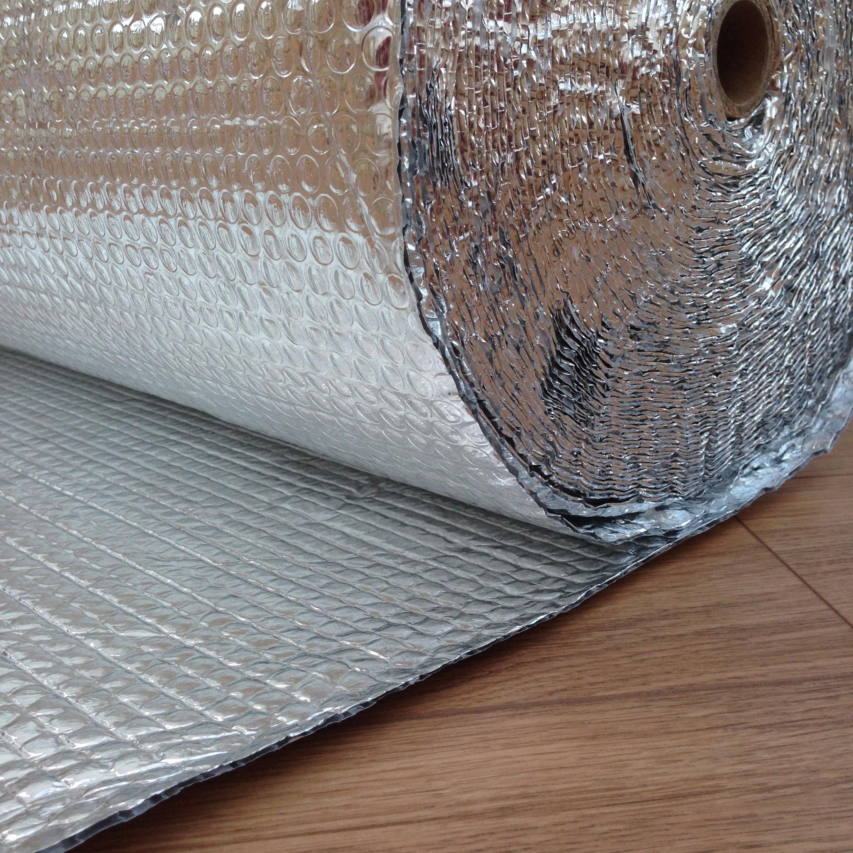 Double Aluminium Bubble Insulation Foil Loft 1bd A Loft