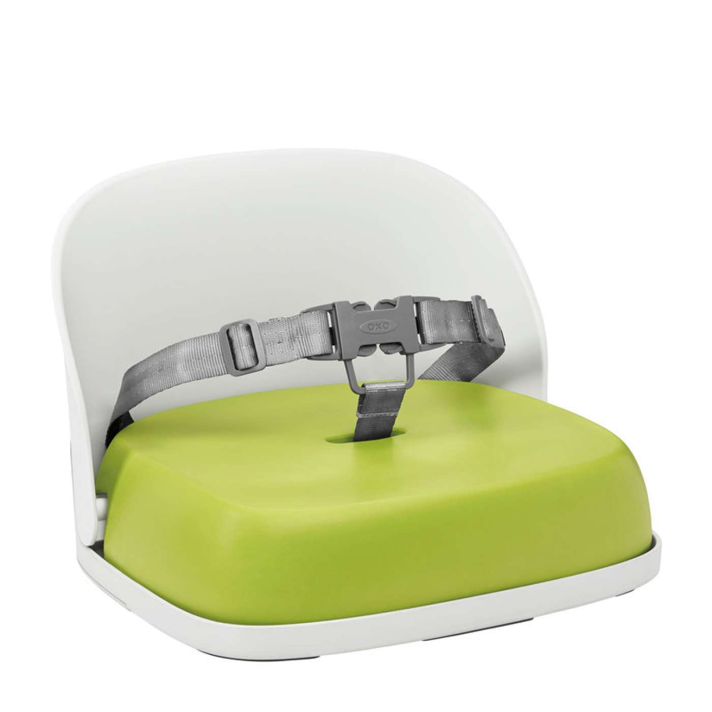 OXO Tot Perch Booster Seat With Straps green