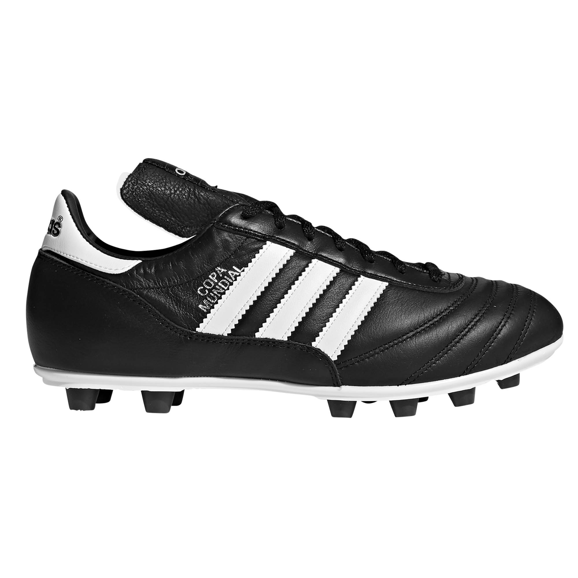 81a8fa3be Details about adidas Copa Mundial FG Firm Ground Mens Football Boot Black   White