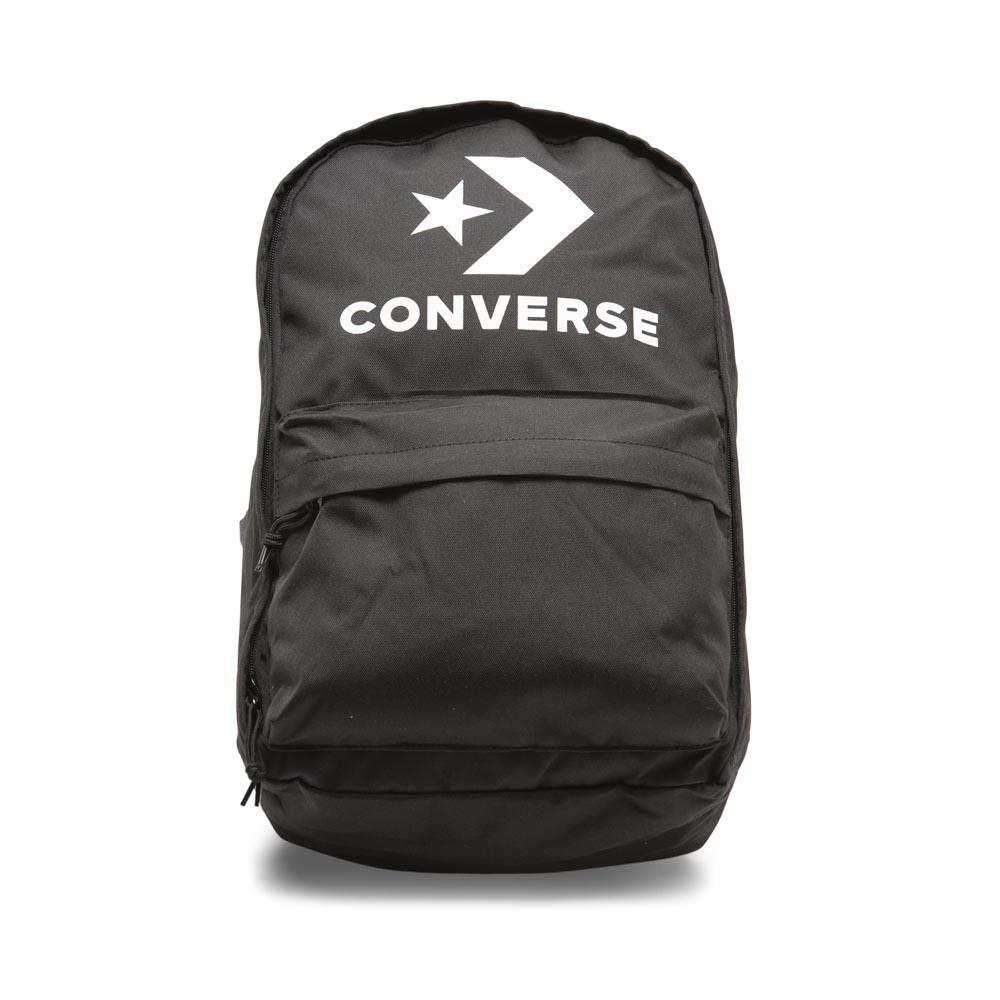 26b6d5ce73 Details about Converse All Star EDC 22 Backpack Rucksack School Shoulder Bag  - Black