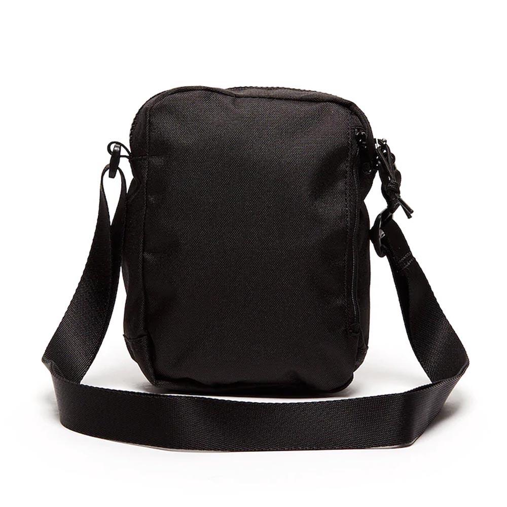 Details about Converse Cross Body 2 Shoudler Man Small Item Logo Bag Black