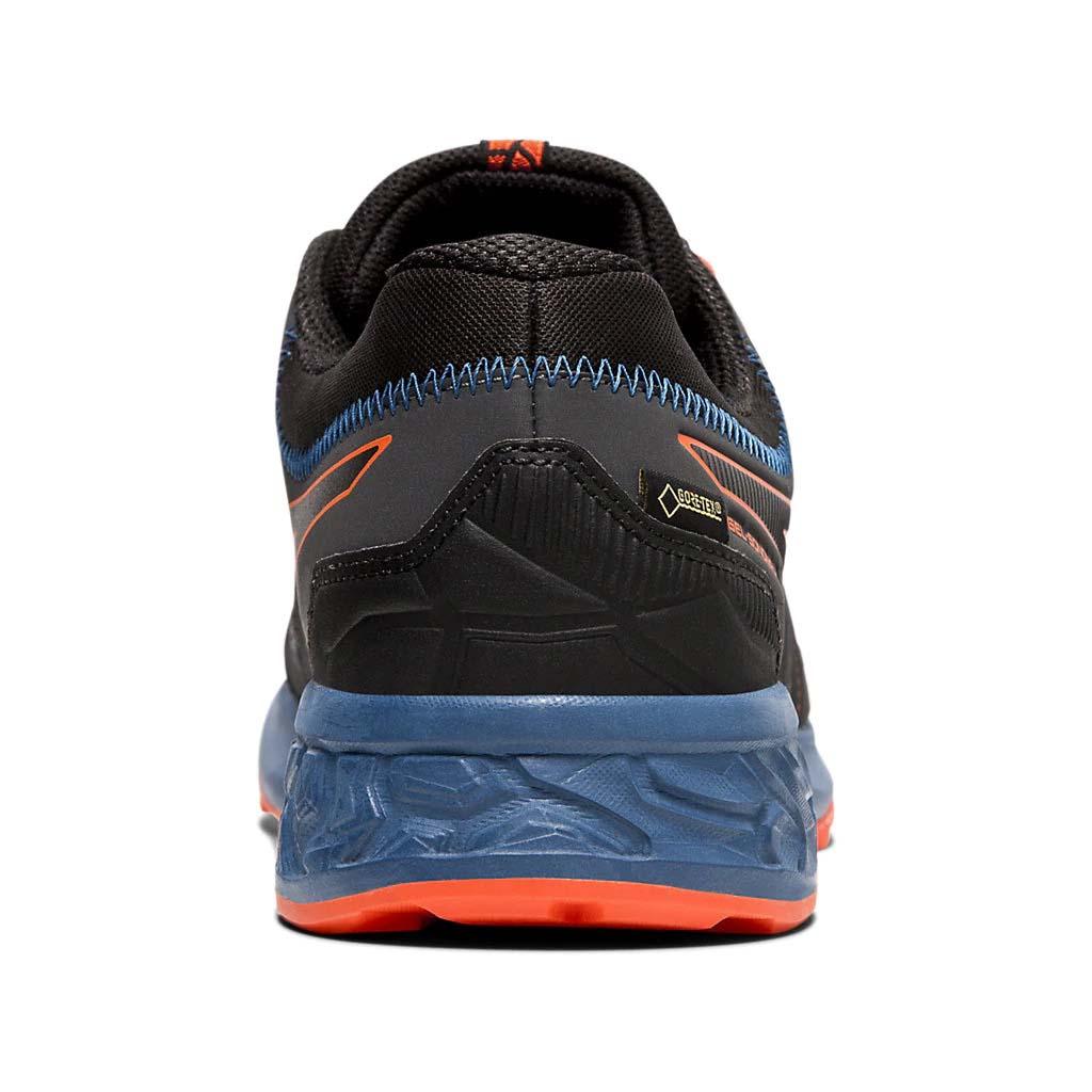 zapatillas asics gel-sonoma 4 azul naranja azul