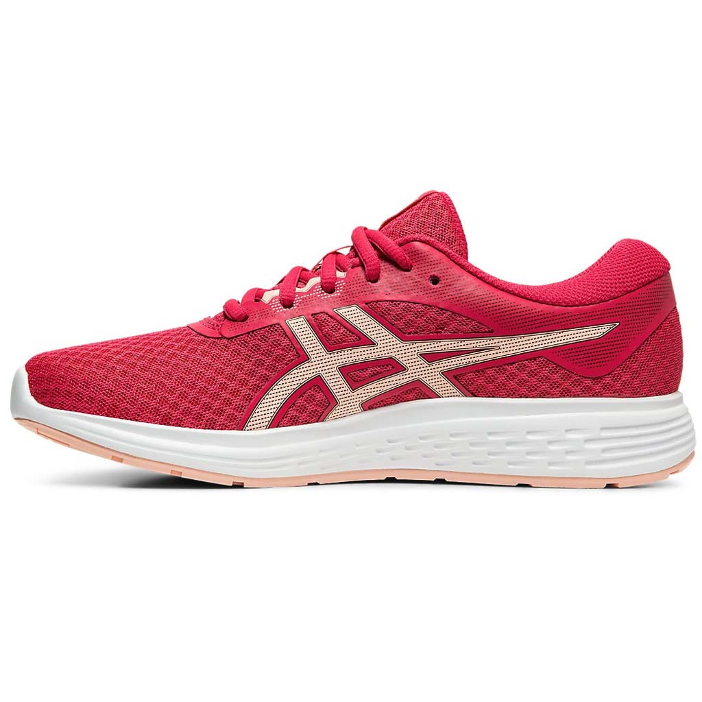 miniature 7 - Asics-Patriot-11-Chaussures-Femme-Running-Exercice-Fitness-Sneaker-Chaussure-Rose