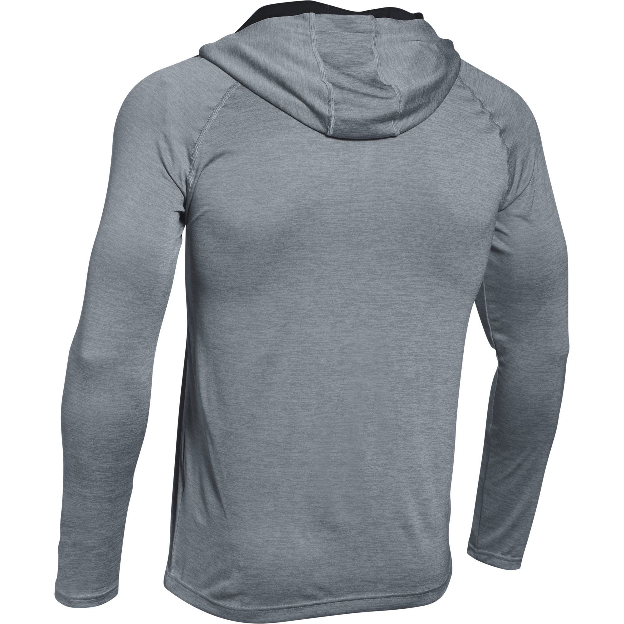 Under-Armour-Tech-Popover-Mens-Sports-Fitness-Hoodie-Hoody-Jacket thumbnail 4