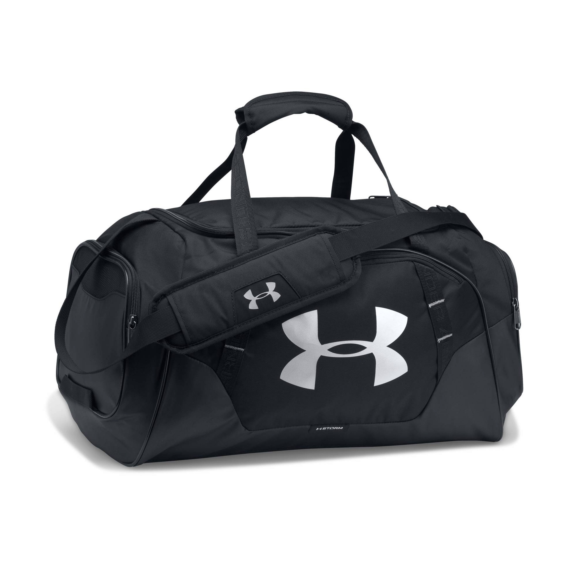 4b9f8c74b5 Details about Under Armour Storm Undeniable 3.0 Small Duffel Sports Bag -  Black