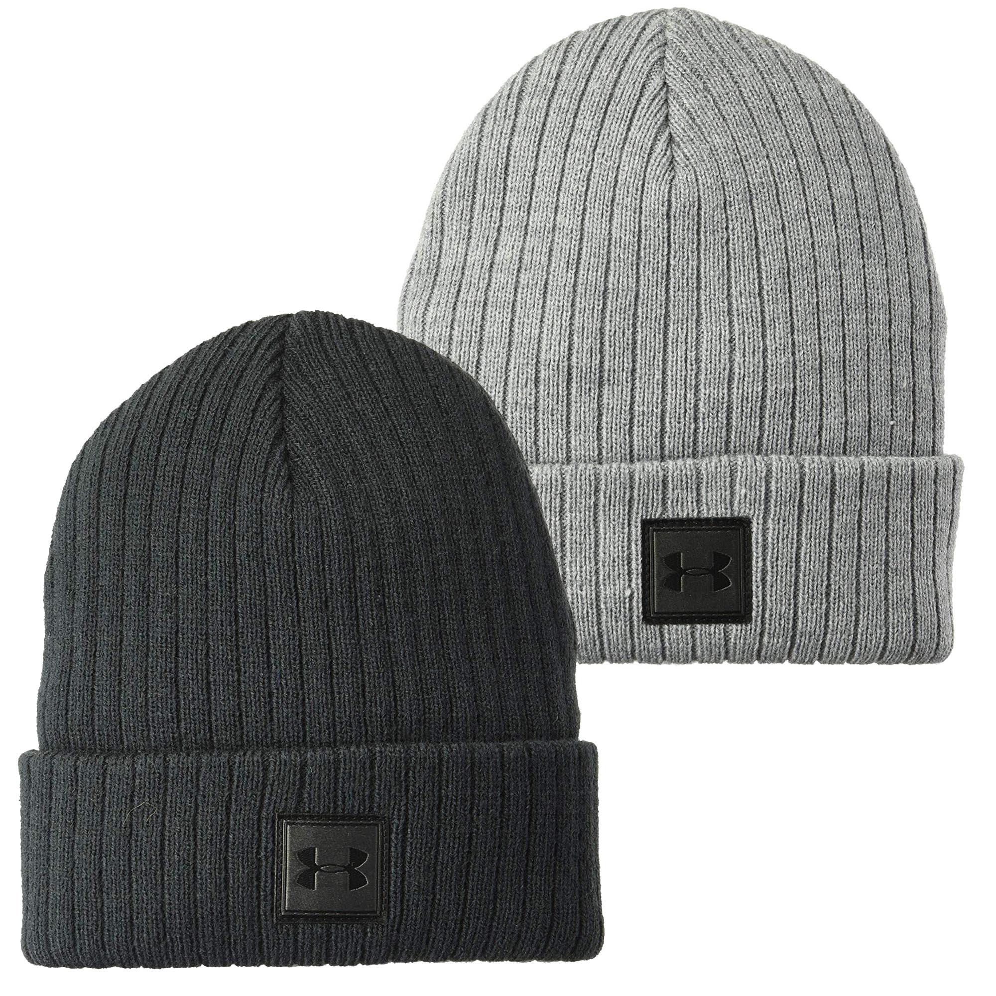 08c722cddcd Details about Under Armour Kids Truckstop 2.0 Ribbed Foldover Winter Beanie  Hat