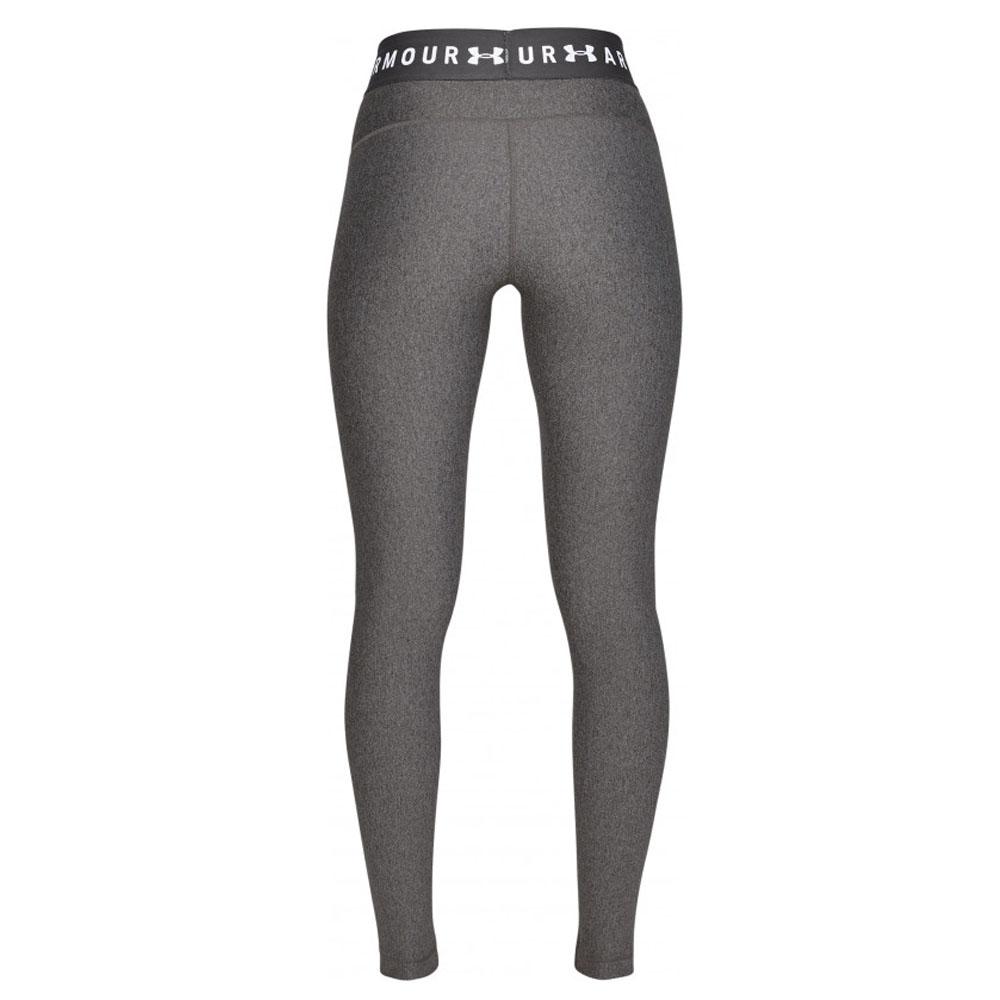 Under-Armour-HeatGear-Armour-pour-femme-de-marque-Taille-Fitness-legging-gris miniature 4