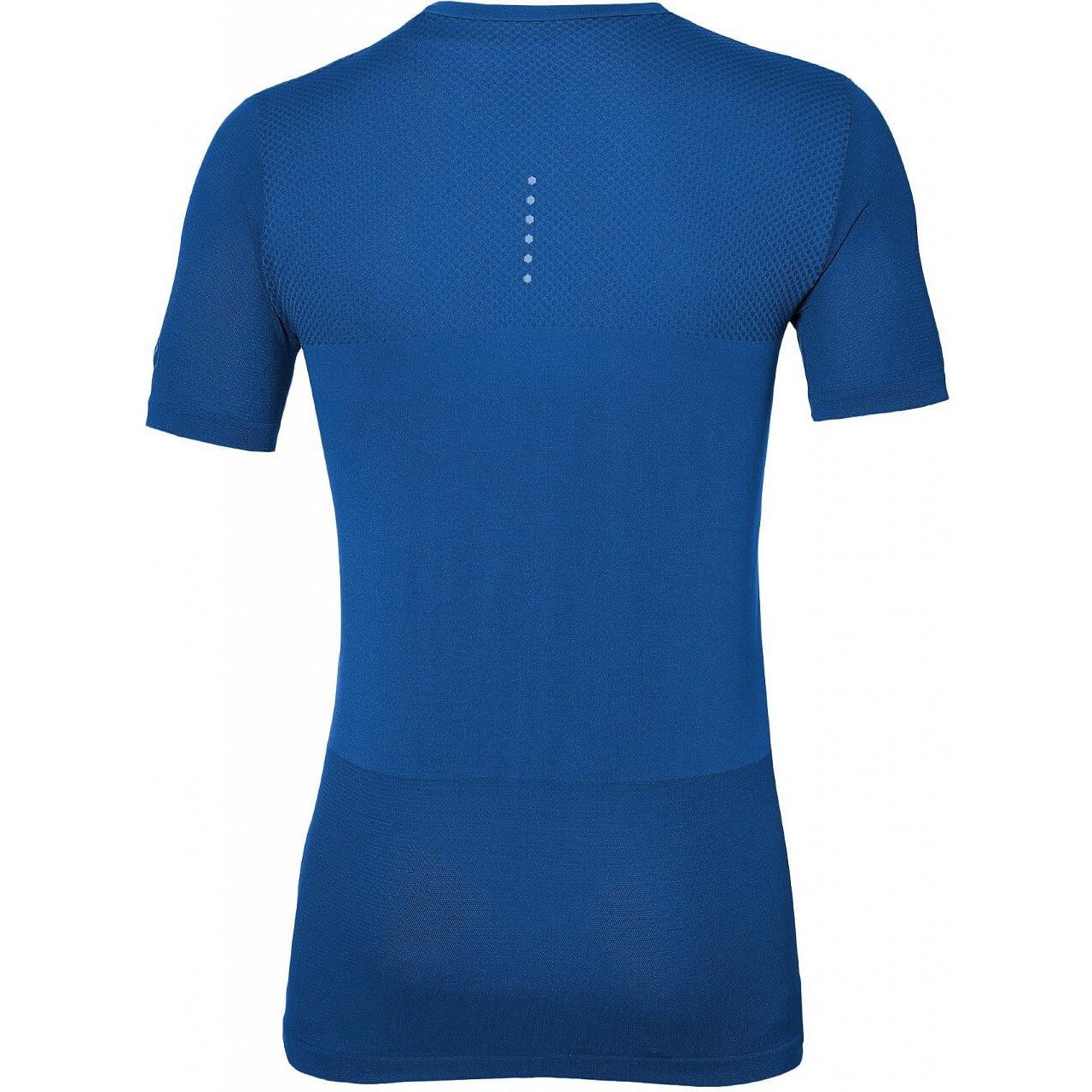 Asics-FuzeX-Seamless-Short-Sleeve-Mens-Running-Fitness-Shirt-Top thumbnail 6