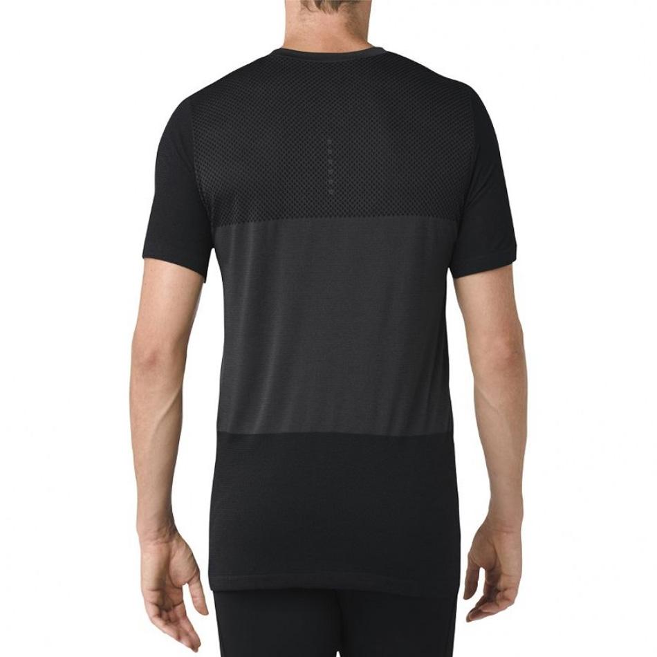 Asics-FuzeX-Seamless-Short-Sleeve-Mens-Running-Fitness-Shirt-Top thumbnail 10