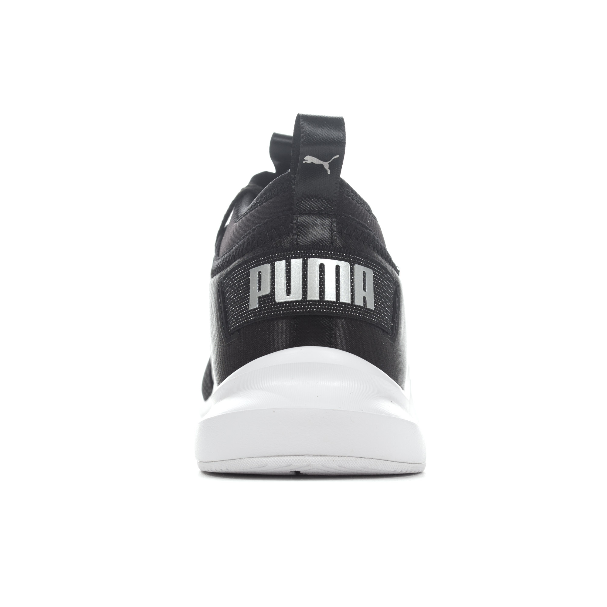98691f019b1 Puma Phenom Satin Lo En Pointe Womens Fitness Training Trainer Shoe ...