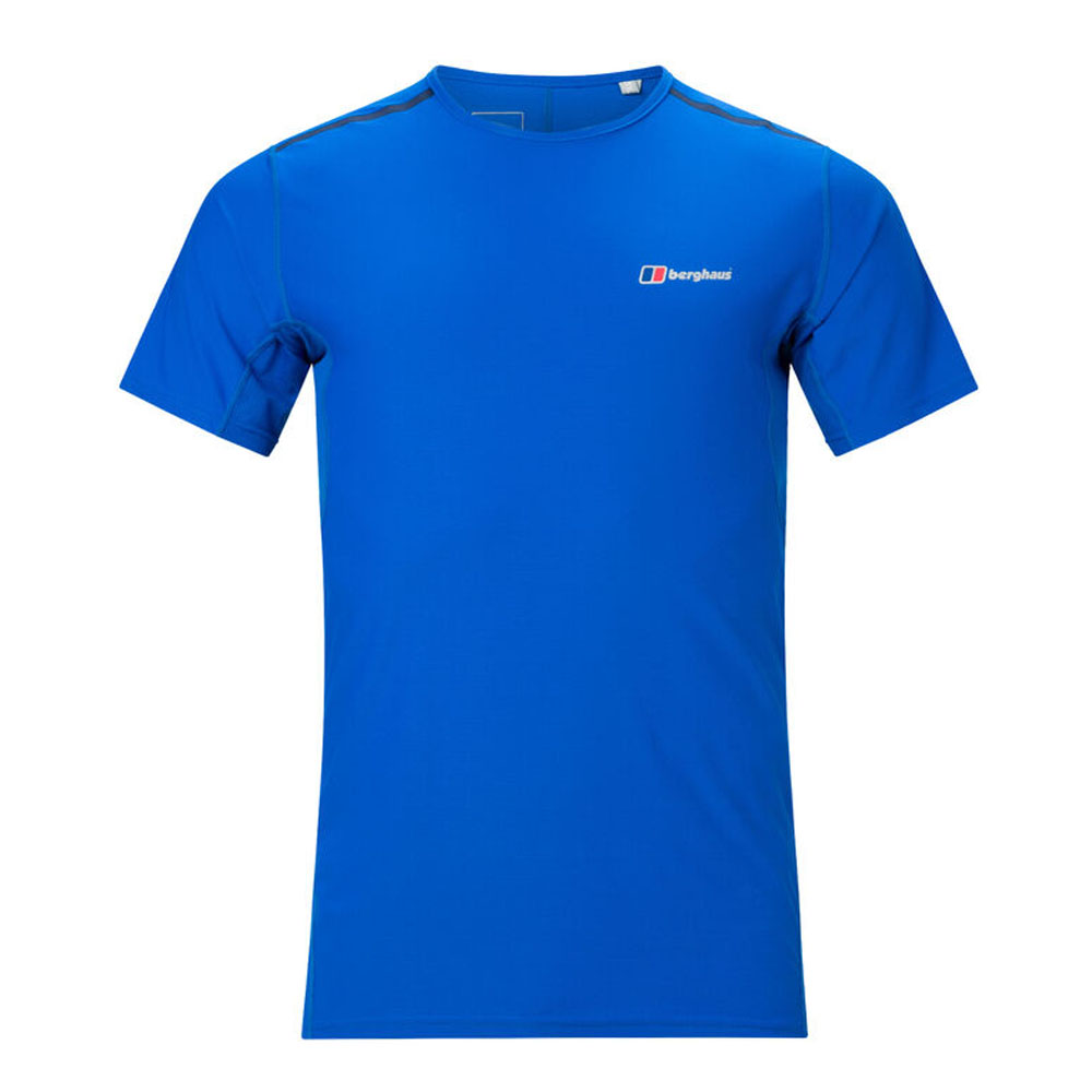Under Armour Mens Tech Short Sleeve T Shirt Tee Top Blue Navy Sports Gym