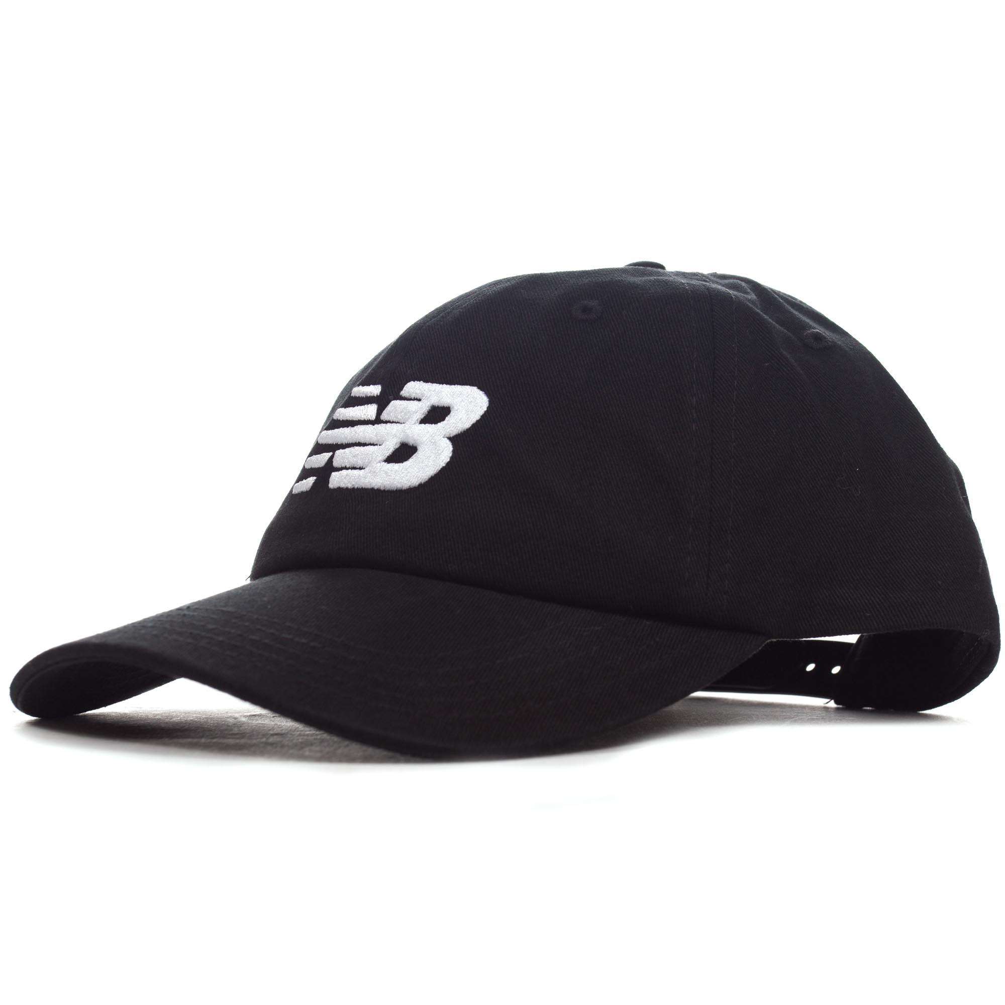 0e1cf010e20 Details about New Balance Mens 6-Panel Curved Brim Snapback Baseball Cap Hat  - Navy Blue