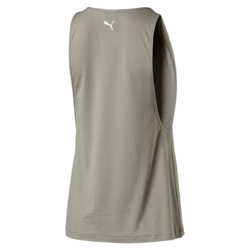 Puma-Spark-Womens-Ladies-Sports-Sleeveless-Tank-Top-Vest thumbnail 8