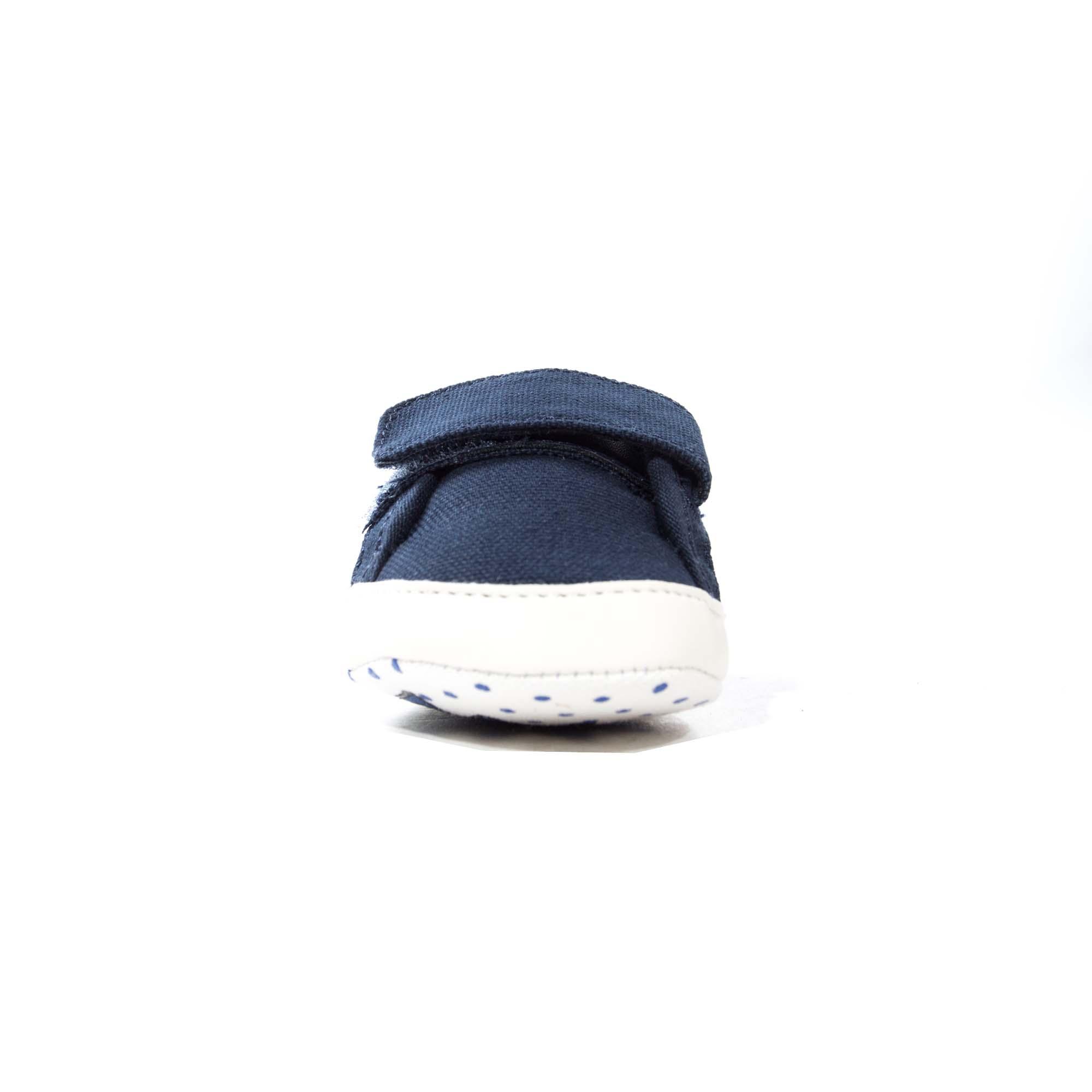 Kids Canvas Sneaker Slip-on Baby Boys