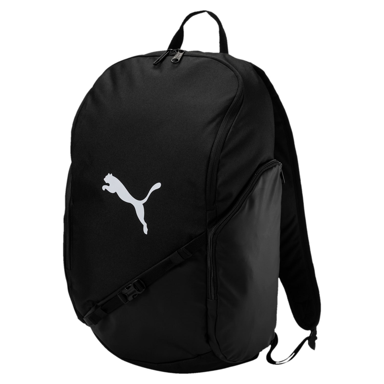 Puma Liga Sports School Backpack Rucksack Bag Black 4059504719037  7db78df2e77a6