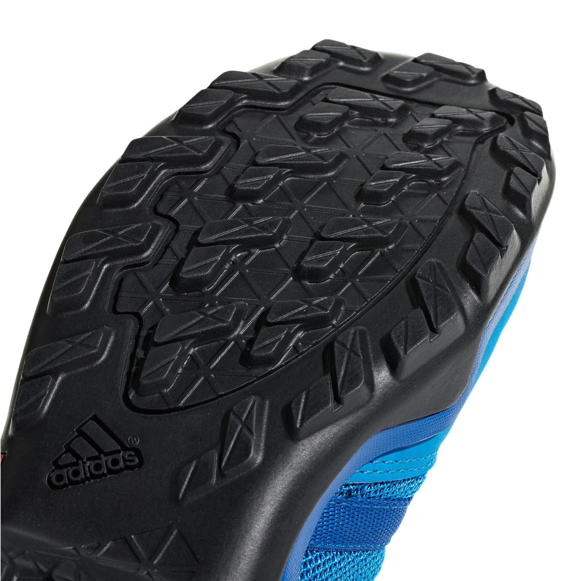 adidas-Terrex-AX2R-Kids-Boys-Trail-Hiking-Trainer-Shoe-Blue-Black thumbnail 10