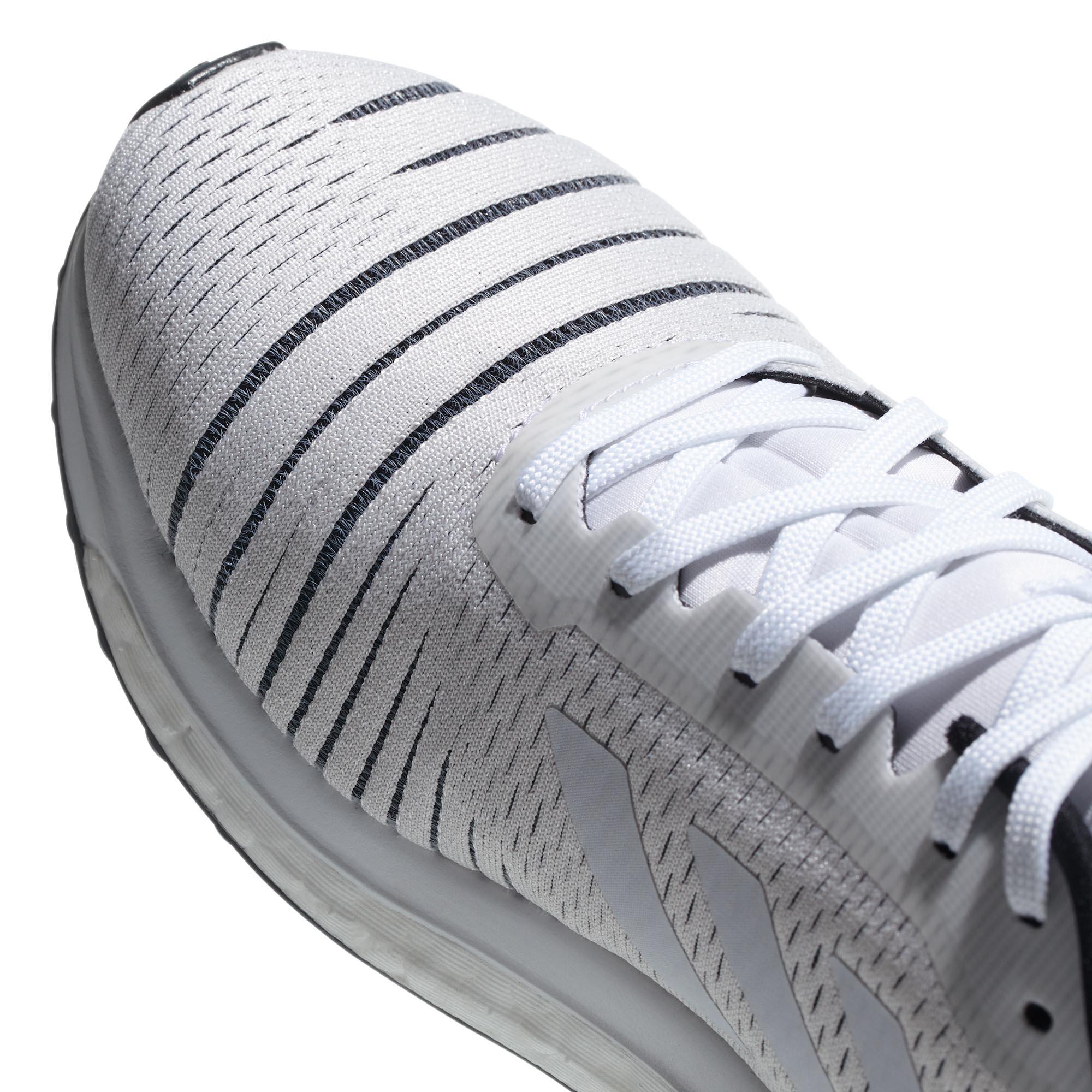 timeless design b8e4d 8430b Adidas Solar Drive mujeres correr Fitness entrenador zapato blanco