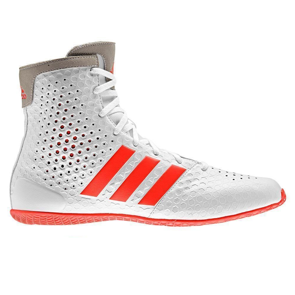 rosso Legend Bianco scarpa 1 Ko Trainer Boxing Scarpa Adidas Bianco 16 tzwpxwqU
