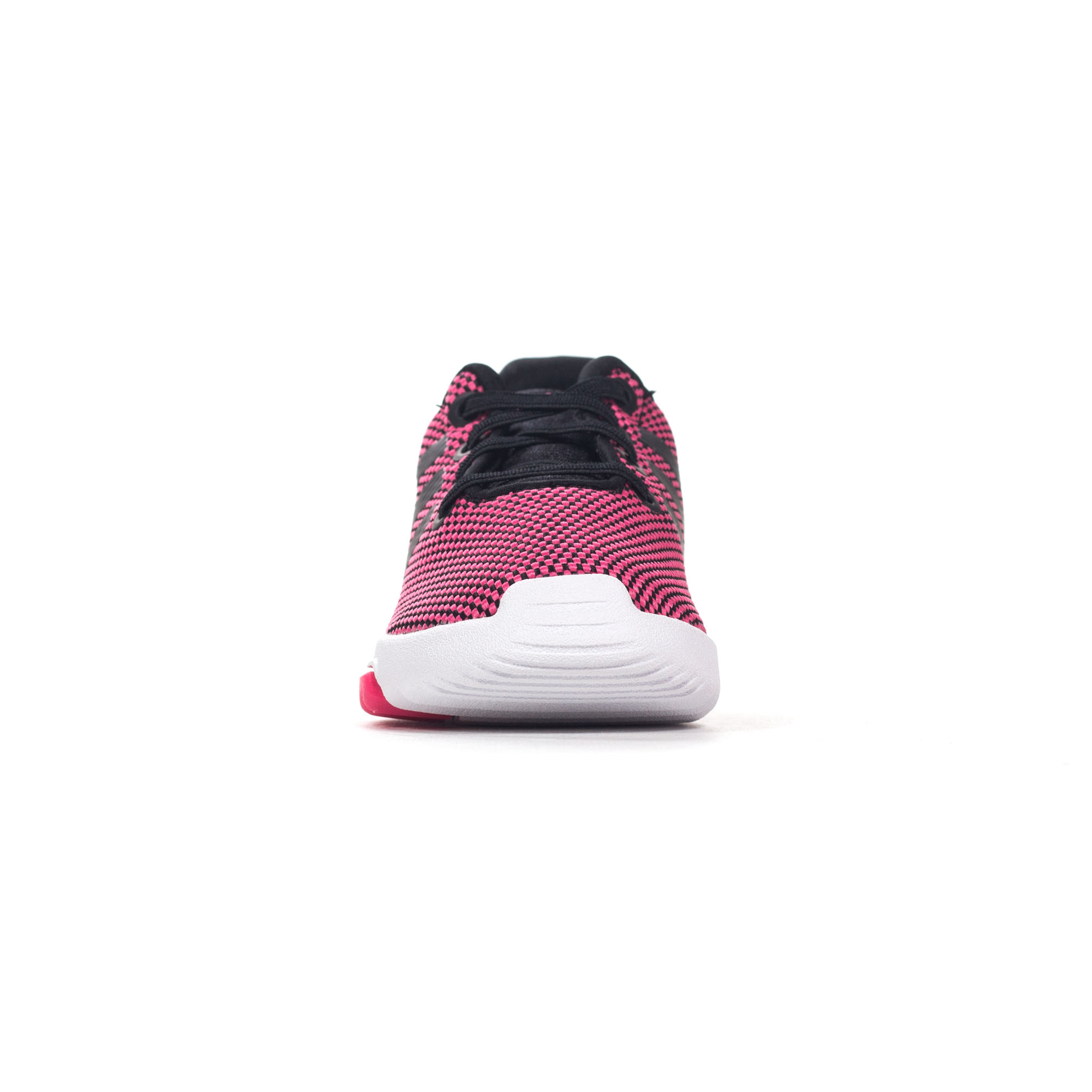 Details zu adidas NEO Racer TR Infant Kids Girls Sports Trainer Shoe PinkWhite UK 5