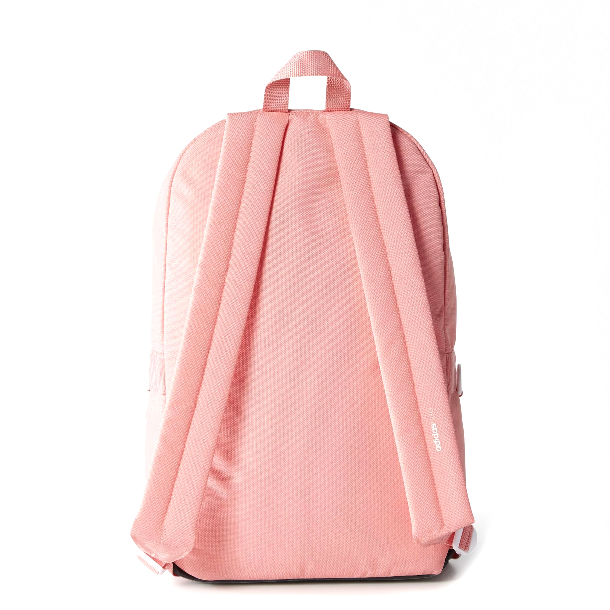 adidas neo daily girls backpack rucksack bag pink ebay