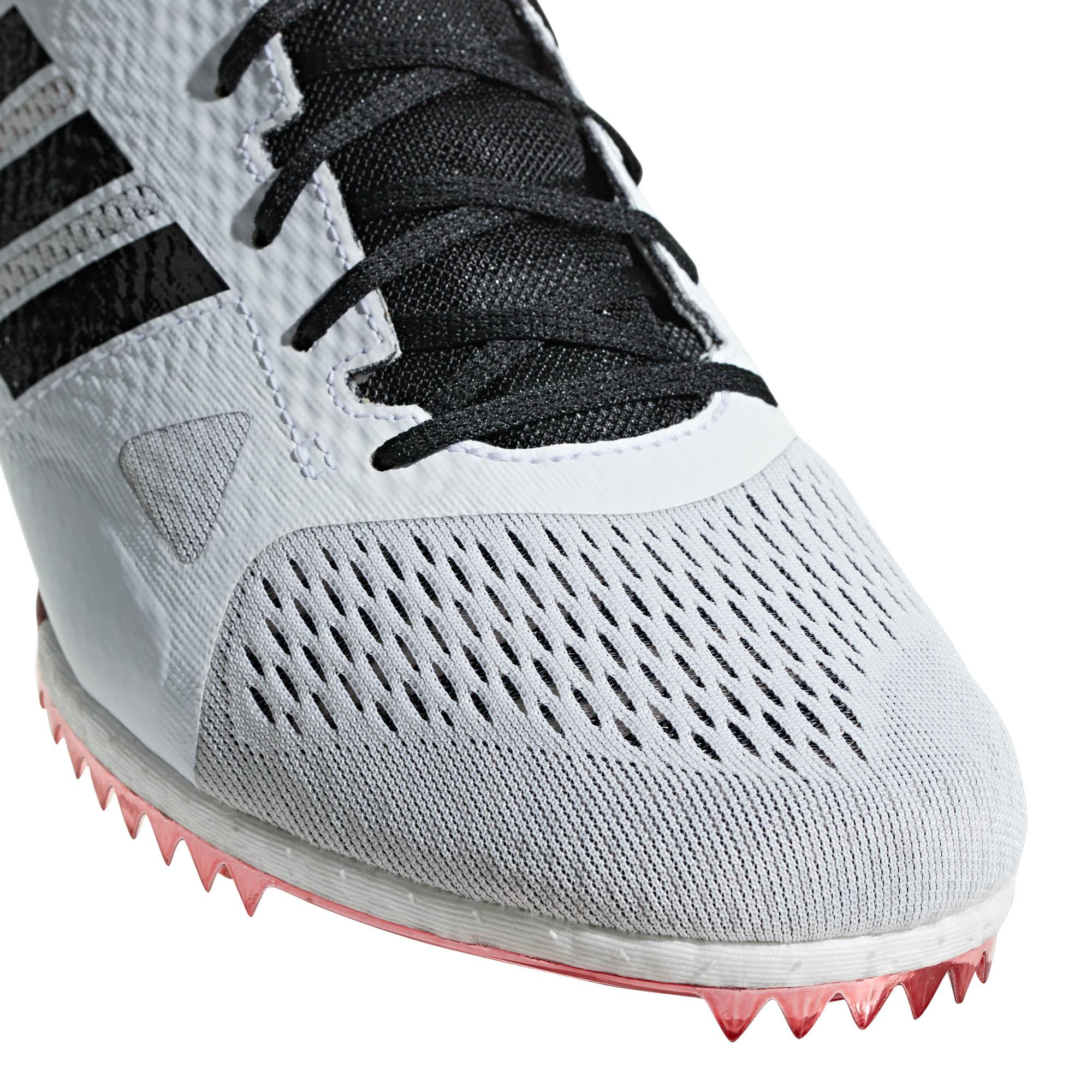 Détails sur Adidas Adizero Md Piste & Champ Course Pointe Chaussure Blanc UK 6
