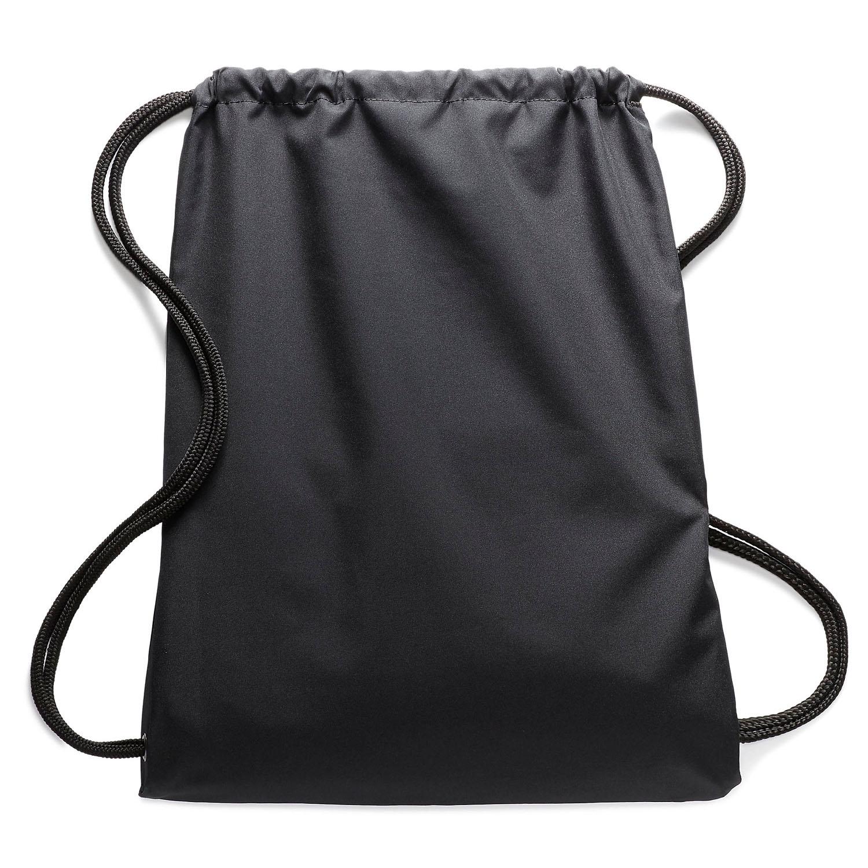 f53e4fdb0d27f Nike Graphic Kids Gymsack Shoulder Bag Black Pink 887231653607