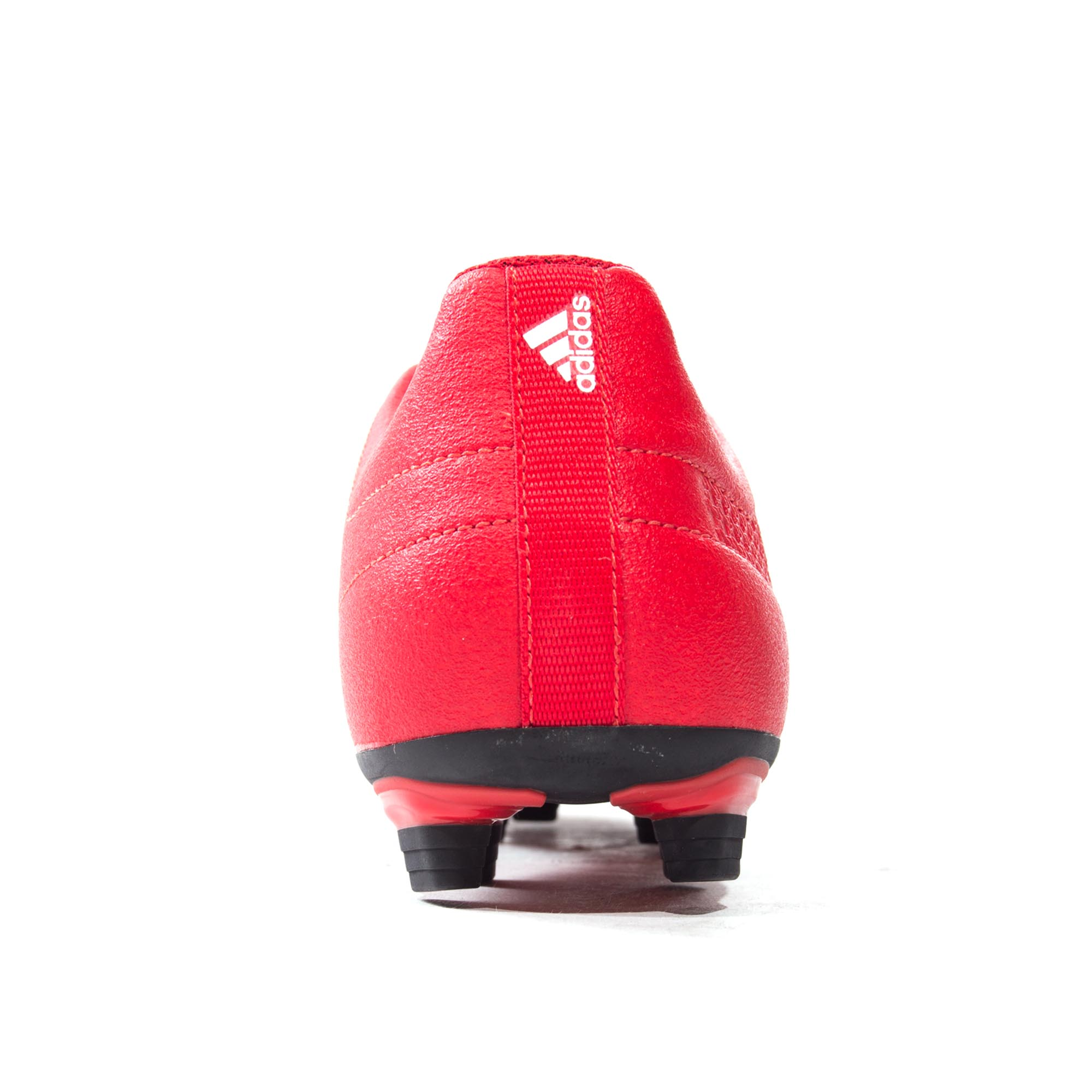 ADIDAS-ACE-17-4-FG-Firm-Ground-pour-homme-Football-Boot-Noir-Rouge miniature 10
