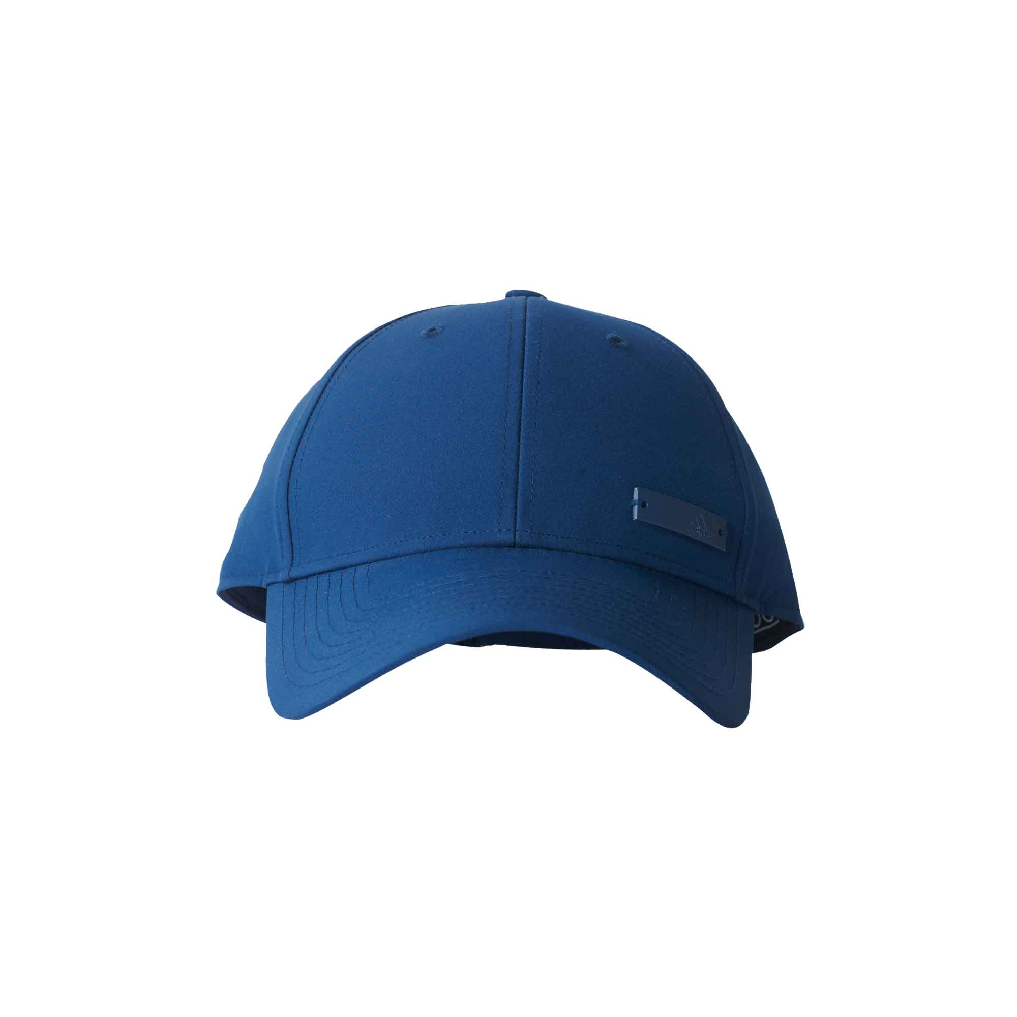 Details about adidas Metal Logo Mens Kids Lightweight Baseball Cap Hat Blue d5488aea177