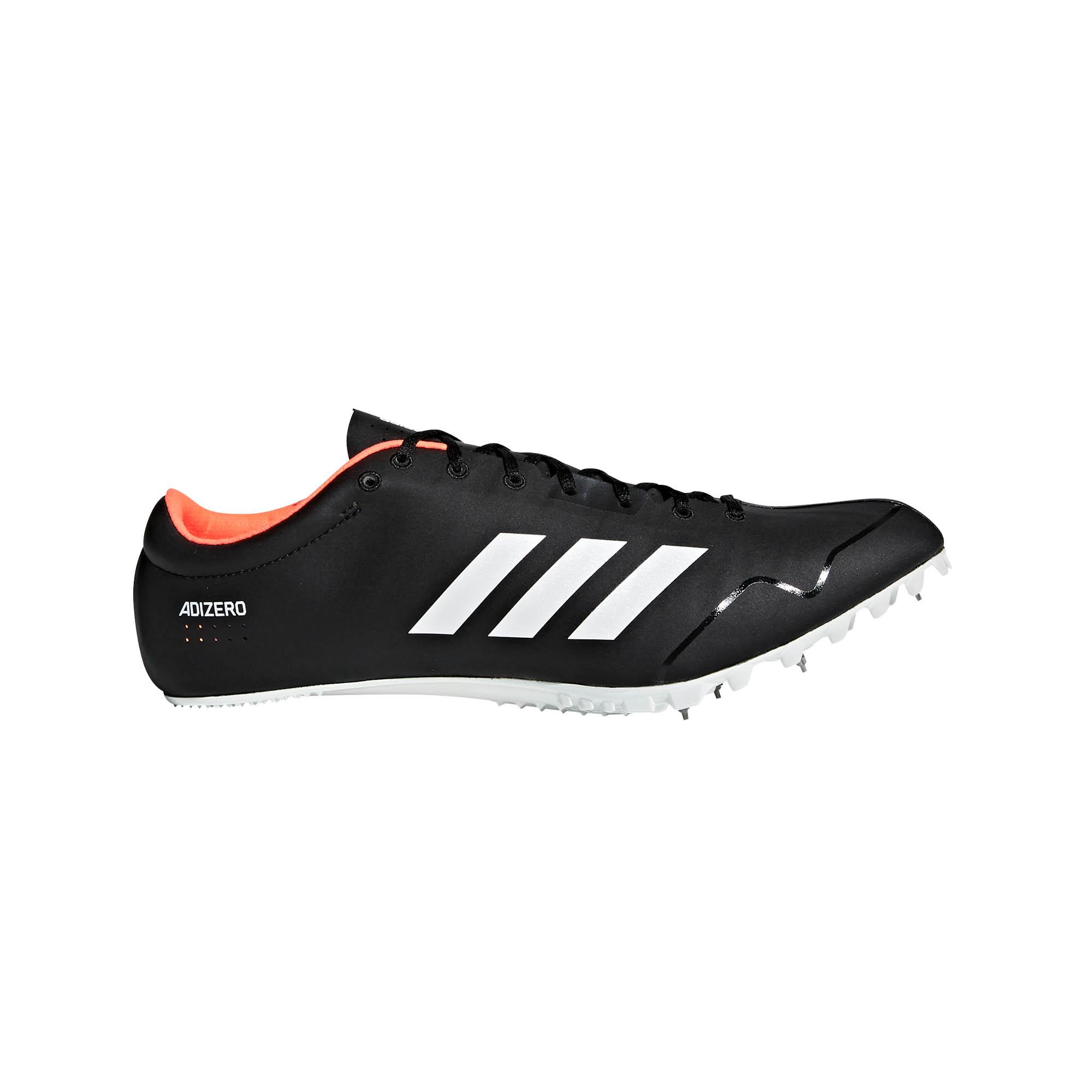 fe2c4e4ef973 Details about adidas adizero Prime Sprint Track   Field Running Spike Shoe  Black
