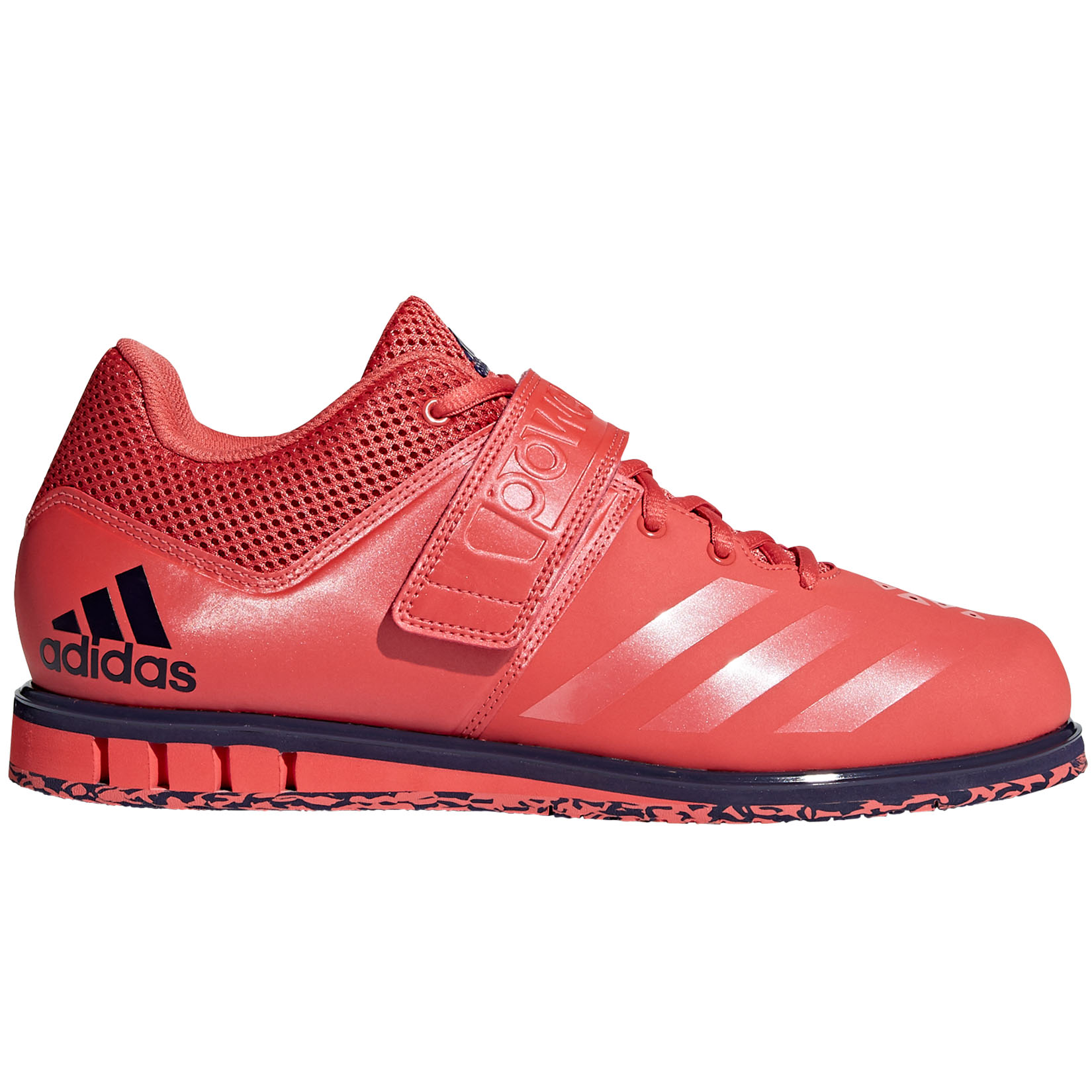 promo code afd9e 32993 Details about adidas Powerlift 3.1 Mens Adult Weightlifting Powerlifting  Shoe Red