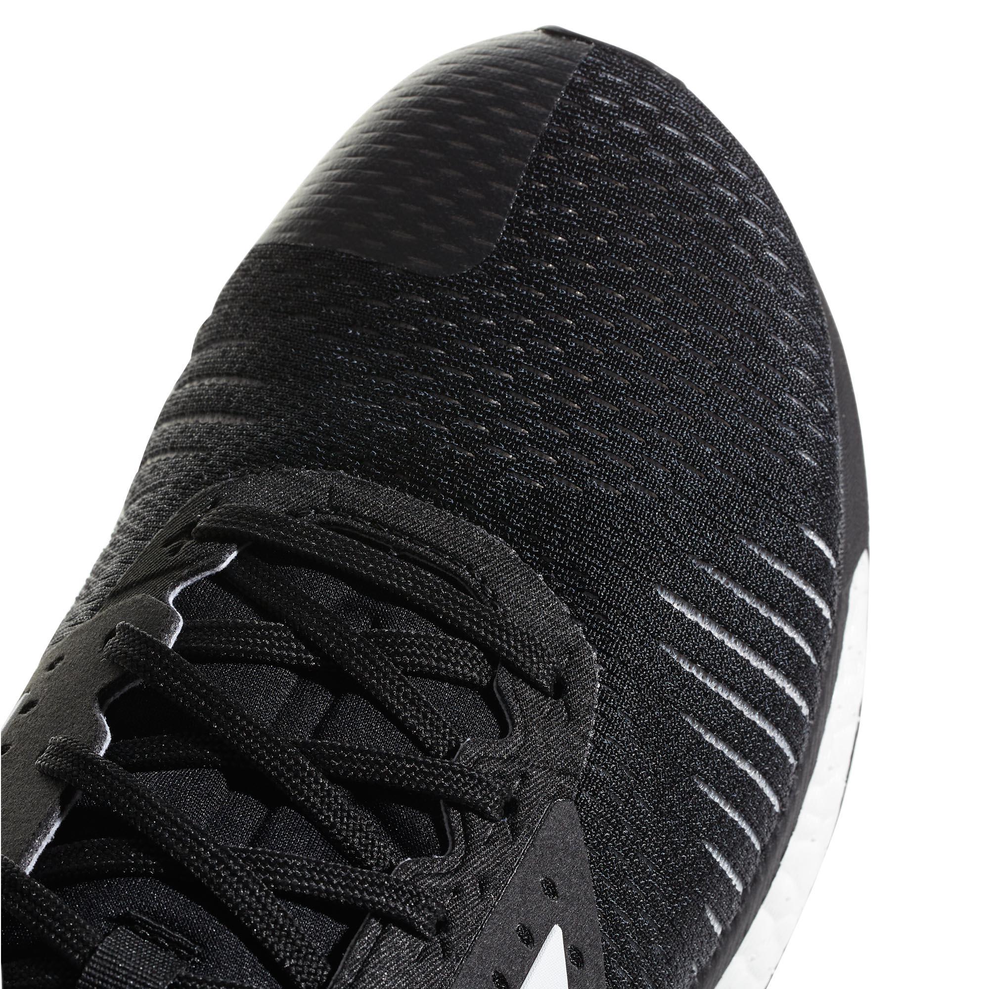 Adidas de homme blanc pour Chaussure course Solar Glide St structurée noir qIwIrB
