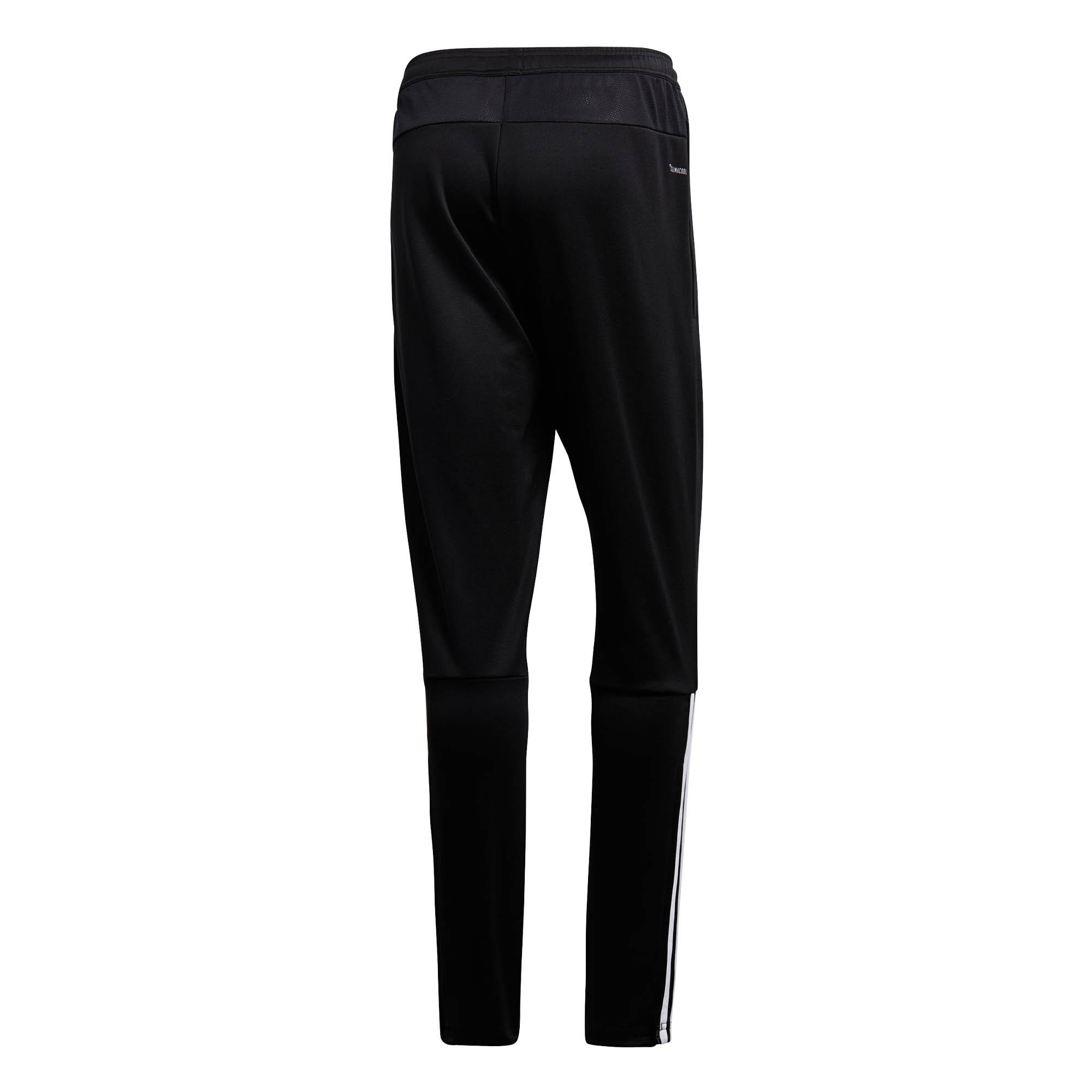 adidas-Regista-18-Mens-Tapered-Training-Tracksuit-Pant-Trouser-Black thumbnail 4