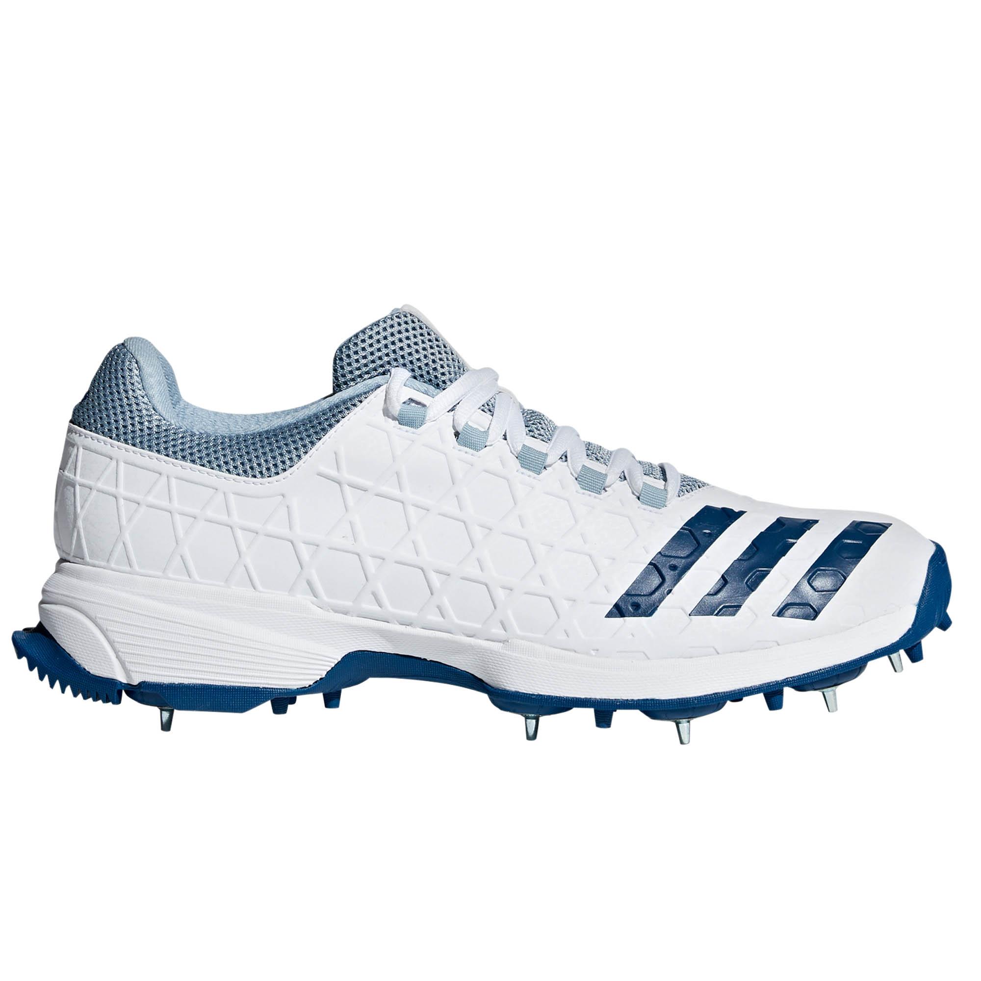 Mens Shoe Ii Spike Adidas Adult Sl22 Cricket Trainer Whiteblue Fs 87w8tTxqP