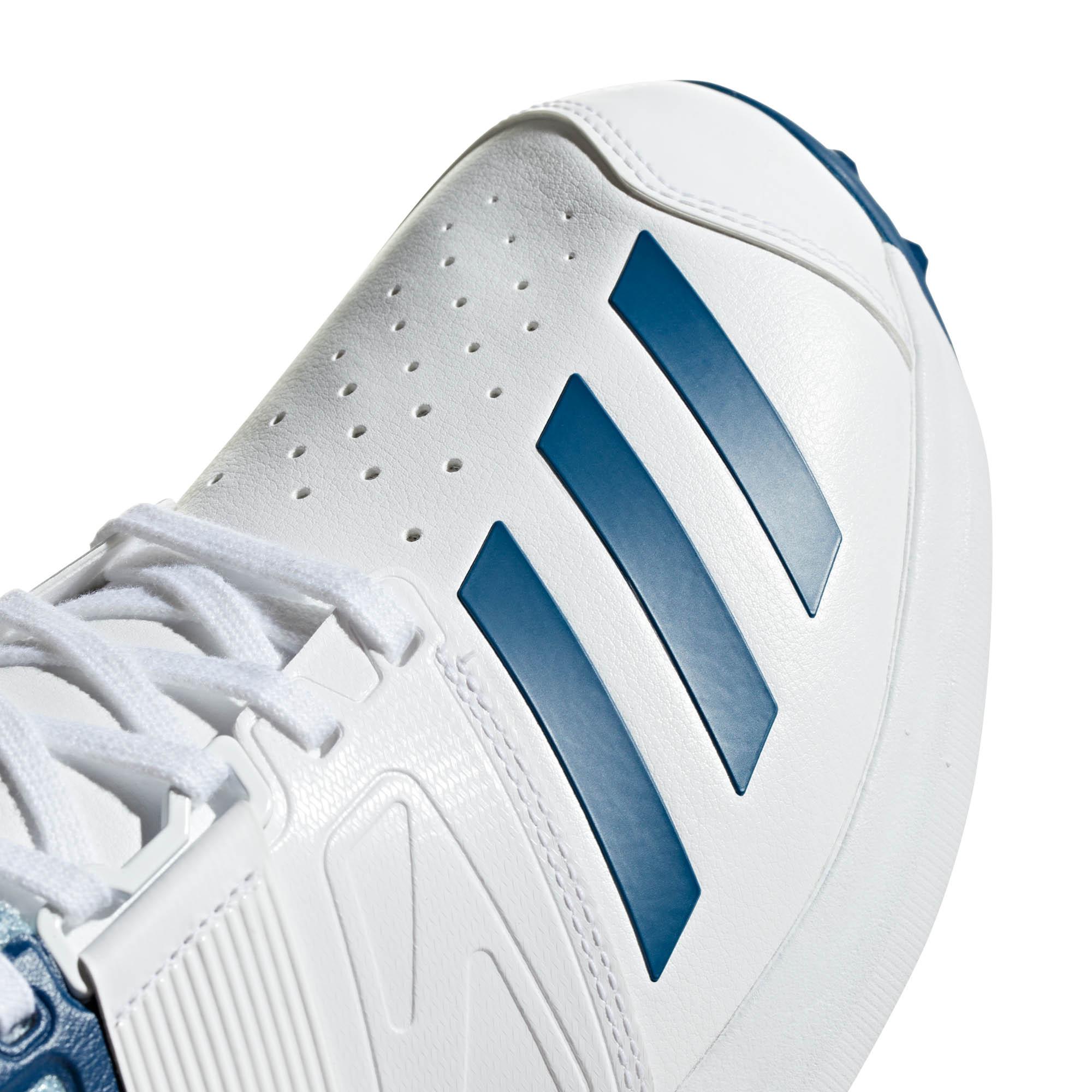 super popular d8f7d b2d92 ADIDAS-adiPower-Vector-da-Uomo-Adulto-Cricket-Trainer-