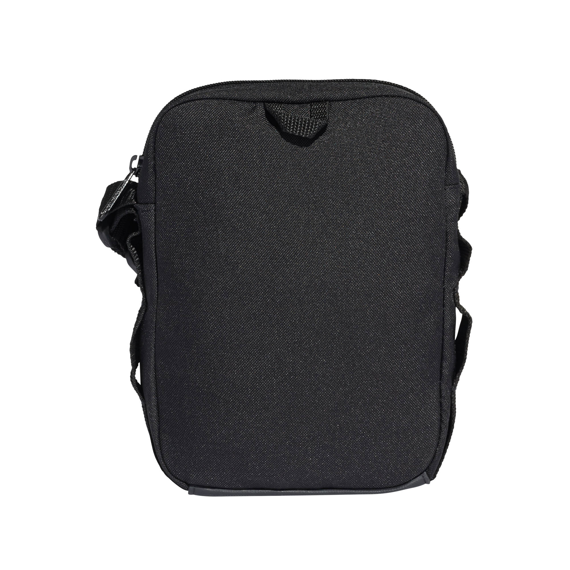 adidas Linear Core Organiser Shoulder Small Item Man Bag - Black White 02838e7157