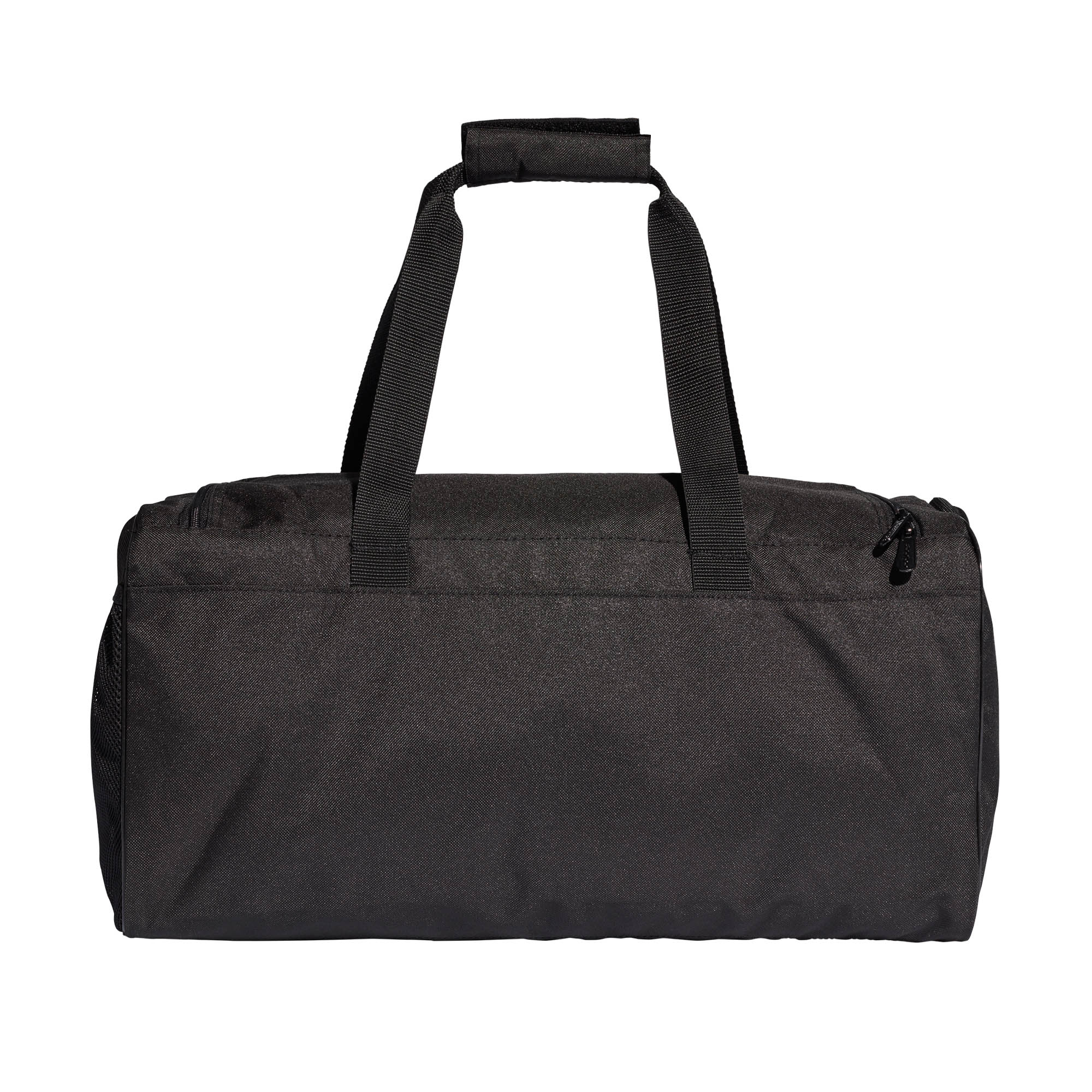 Details about adidas Linear Core Team Sports Gym Duffel Holdall Bag Small  Black White 1a242dc3ce