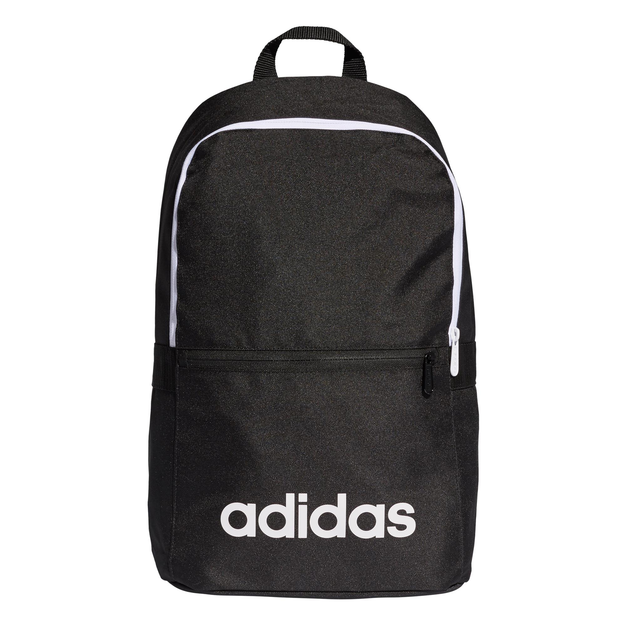 Details about adidas Linear Classic Backpack Rucksack School Sports Bag  Black White a84600d464144
