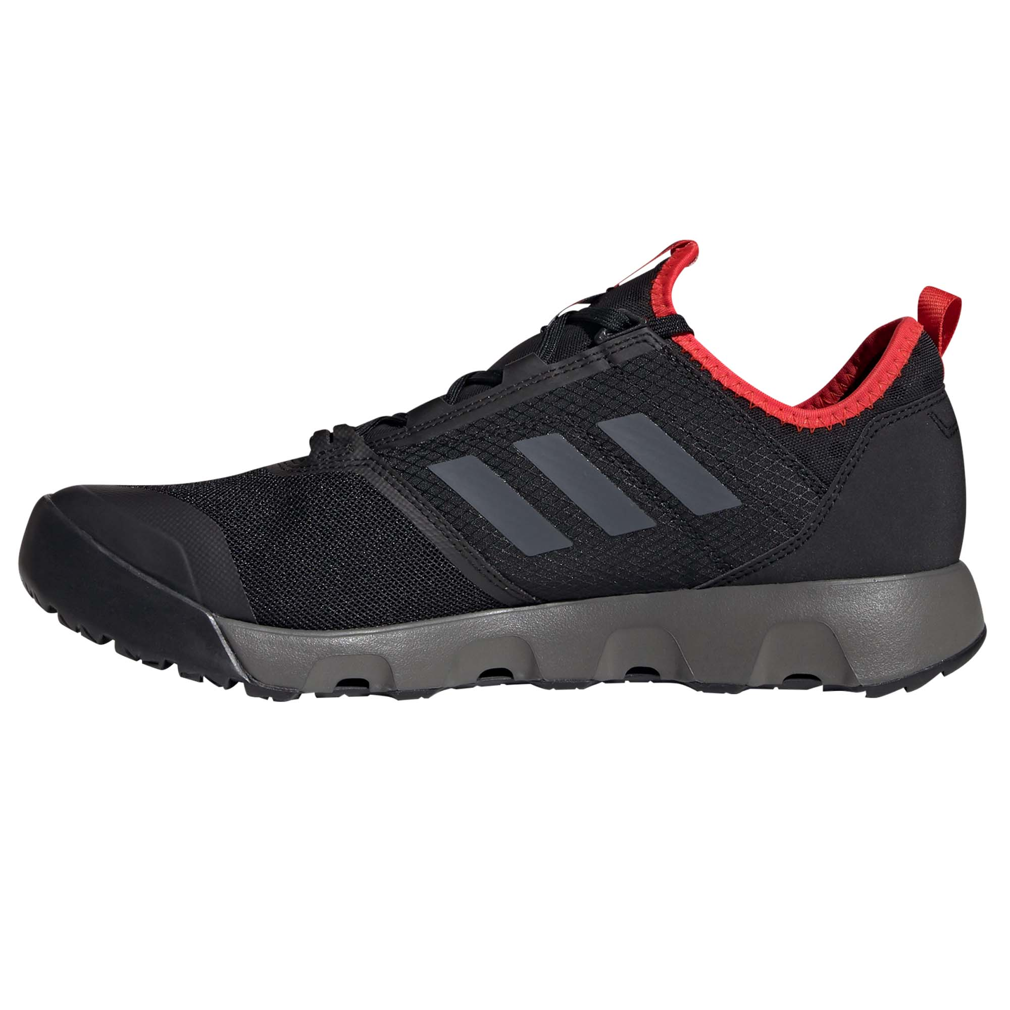 miniatura 8 - ADIDAS Terrex VOYAGER Velocità Da Uomo Scarpa Trail Running Scarpe da ginnastica nero/grigio/rosso