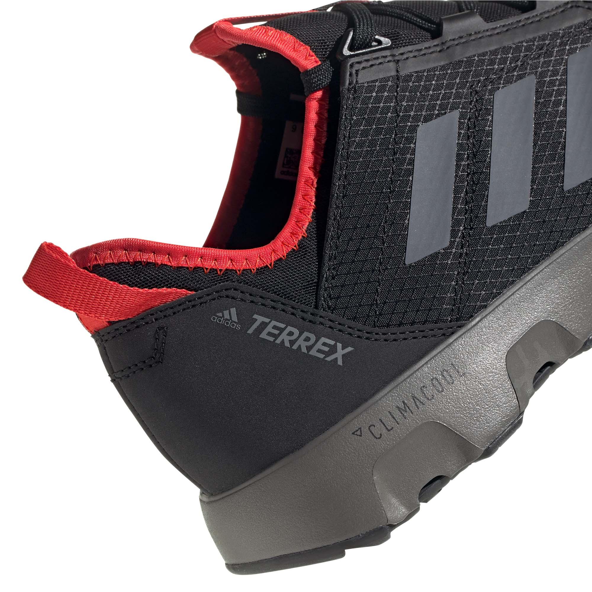 miniatura 9 - ADIDAS Terrex VOYAGER Velocità Da Uomo Scarpa Trail Running Scarpe da ginnastica nero/grigio/rosso