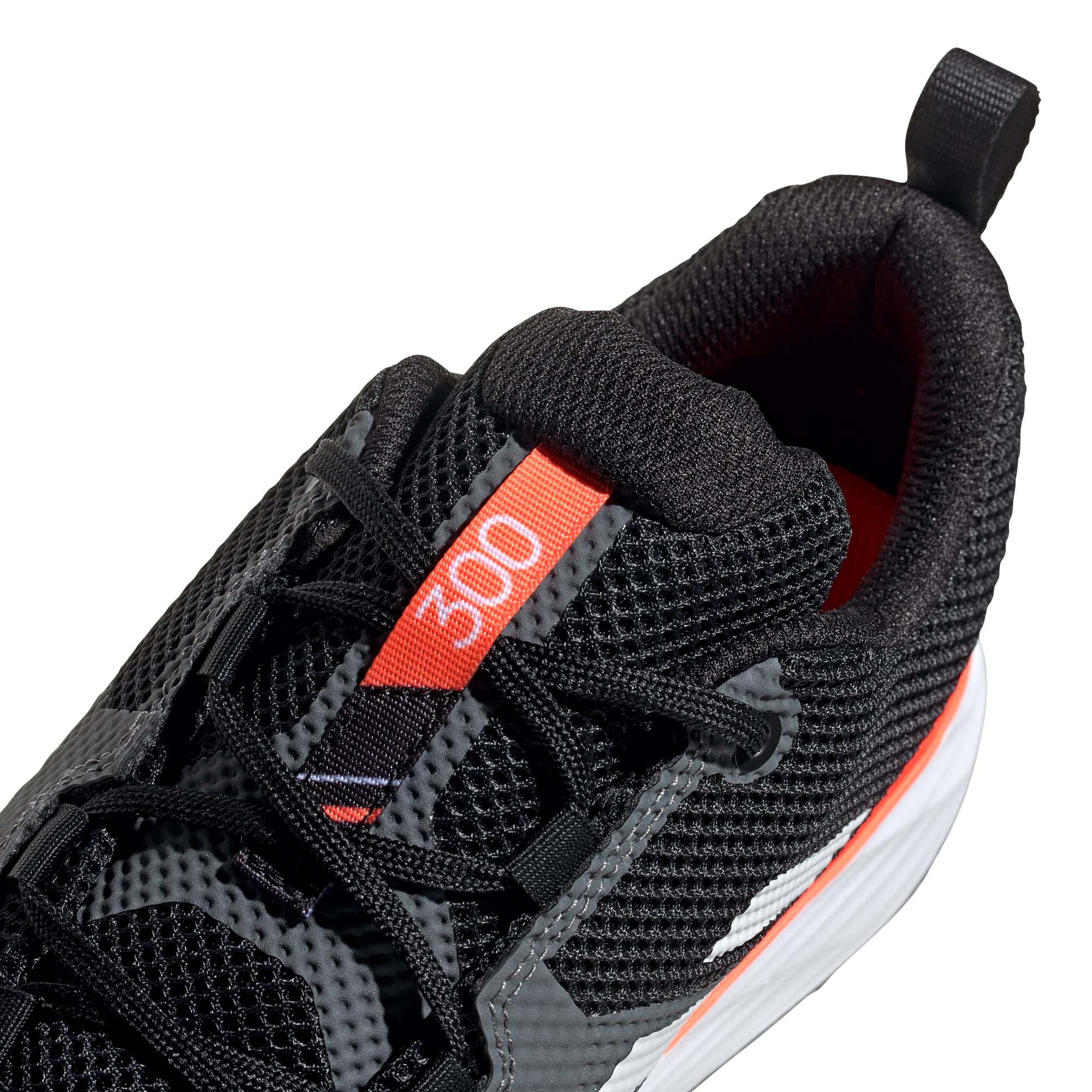 miniatura 9 - ADIDAS Terrex Due Da Uomo Scarpa Trail Running Scarpe da ginnastica nero/bianco/rosso