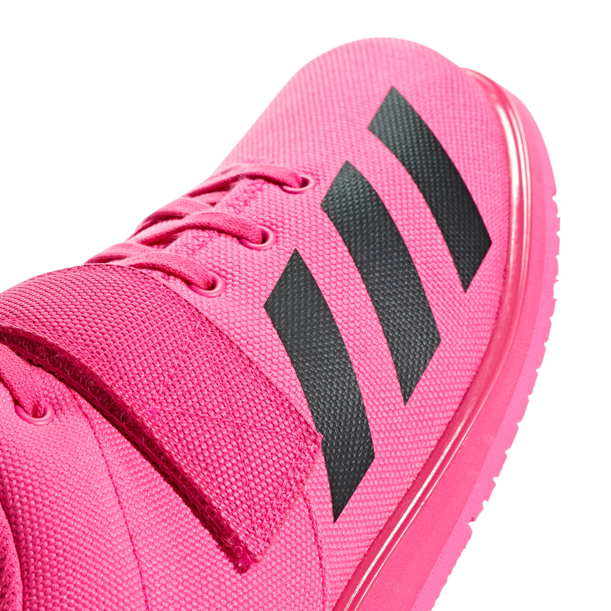 4712d5f5918e Adidas Powerlift 4 donna adulto Weightlifting Powerlifting scarpa rosa