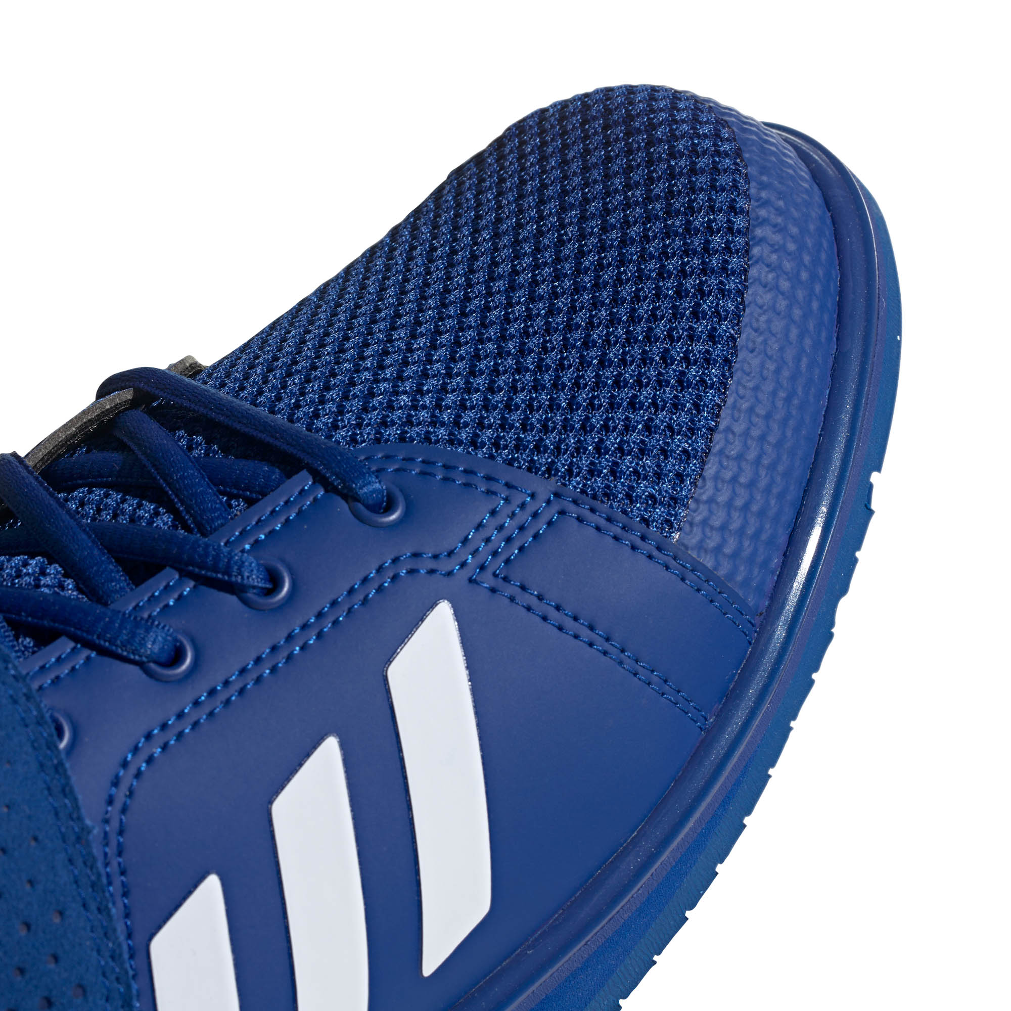 Details about adidas Power Perfect III Mens Weightlifting Powerlifting Shoe Royal Blue