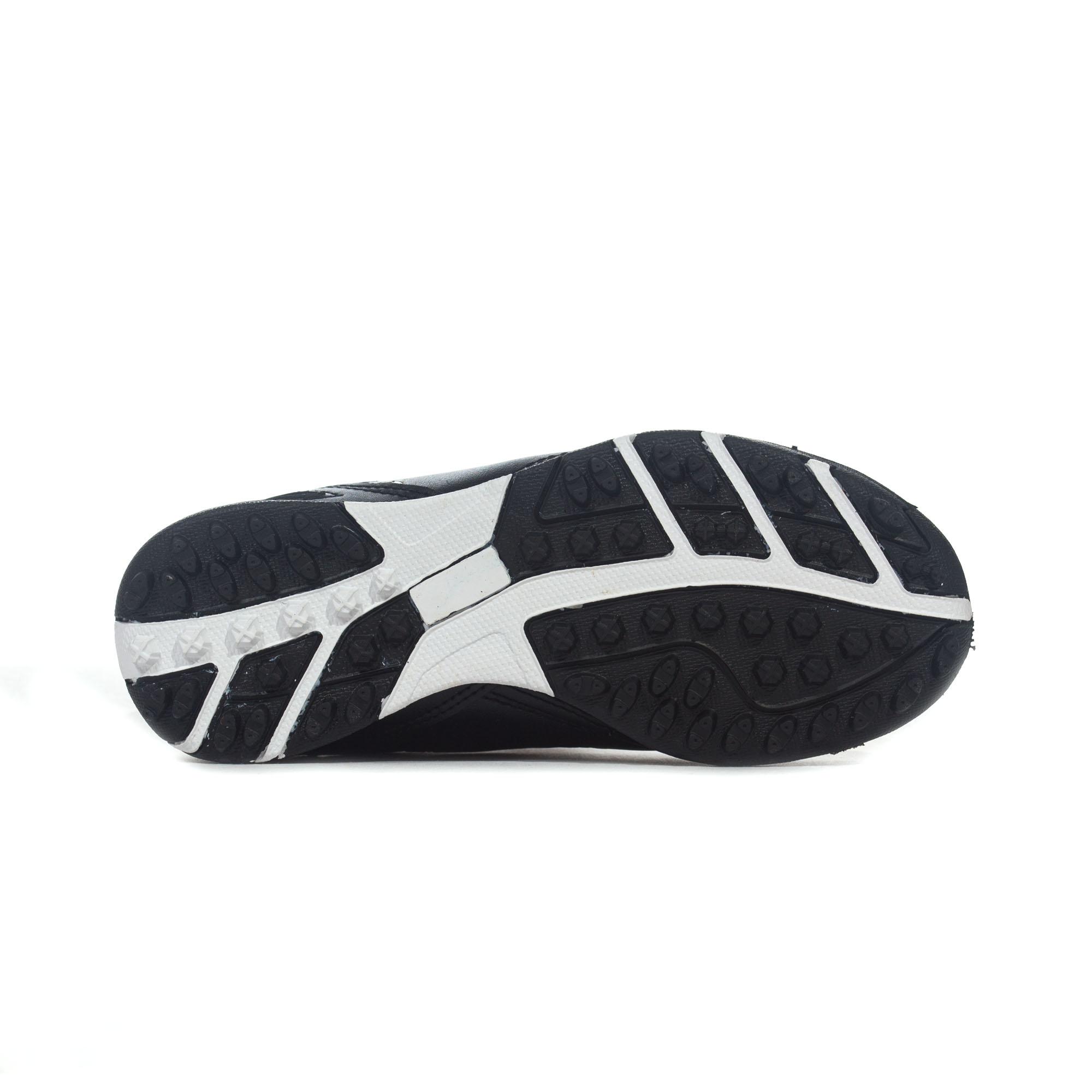 Optimum-rasoir-Bracelet-moule-Enfants-Astro-Turf-Basket-Chaussure-Noir-Argent miniature 7