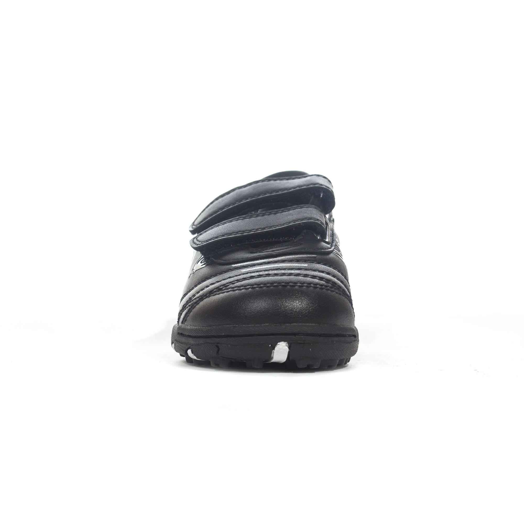 Optimum-rasoir-Bracelet-moule-Enfants-Astro-Turf-Basket-Chaussure-Noir-Argent miniature 9