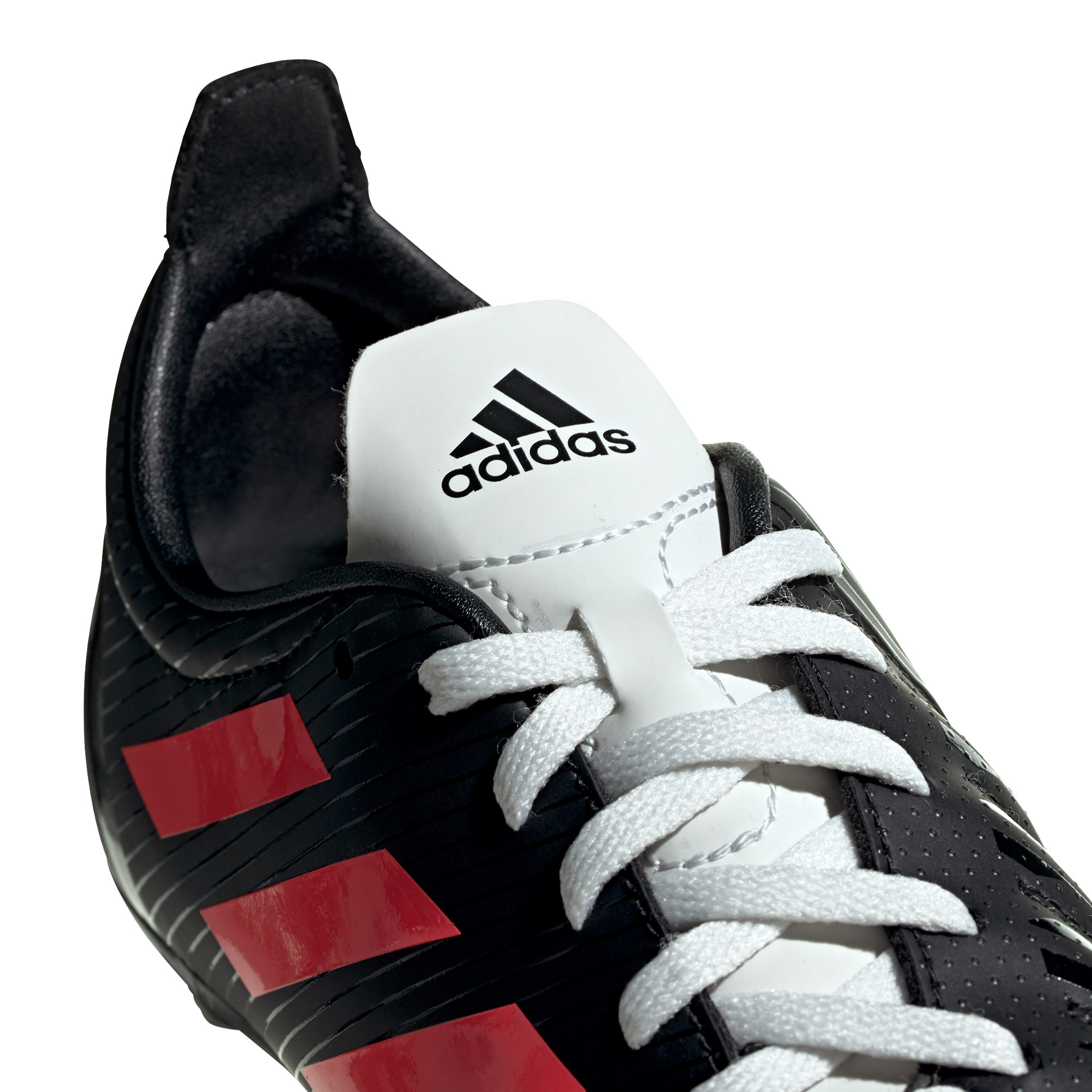 miniature 9 - Adidas Malice SG Terrain Souple Junior Enfants Rugby Boot Noir/Rose